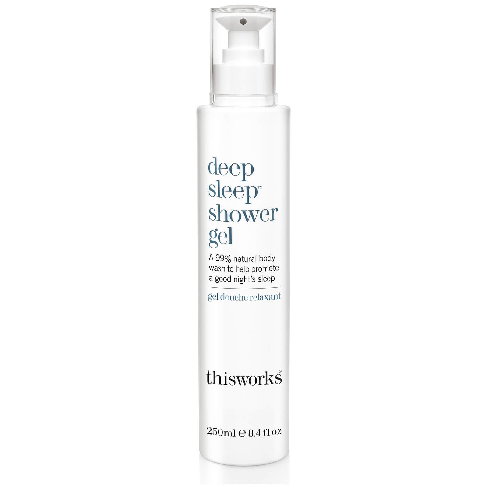 this works Deep Sleep Shower Gel (250ml)