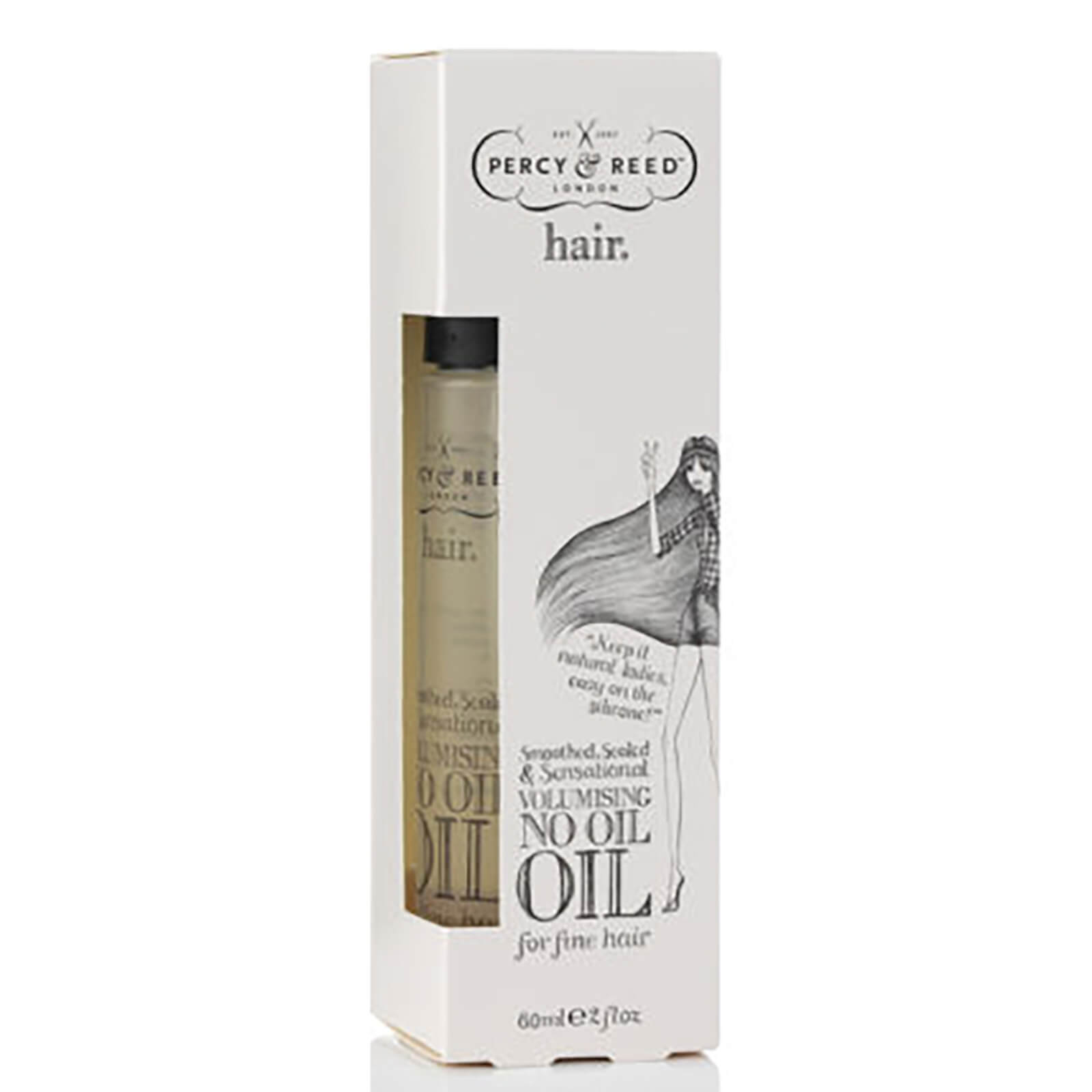 Percy & Reed Smooth Sealed and Sensational Volumising No Oil for Fine Hair (60ml)