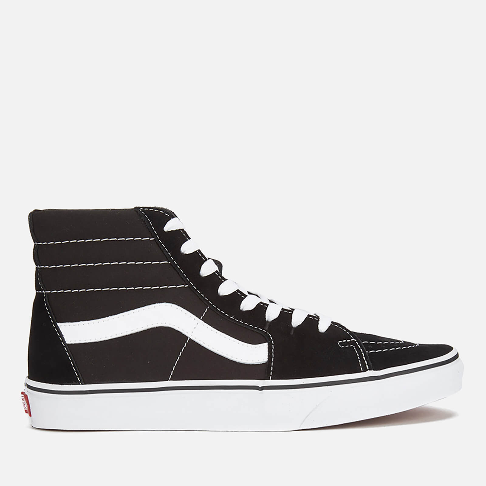 chaussures homme vans sk8 hi noir blanc mens footwear. Black Bedroom Furniture Sets. Home Design Ideas