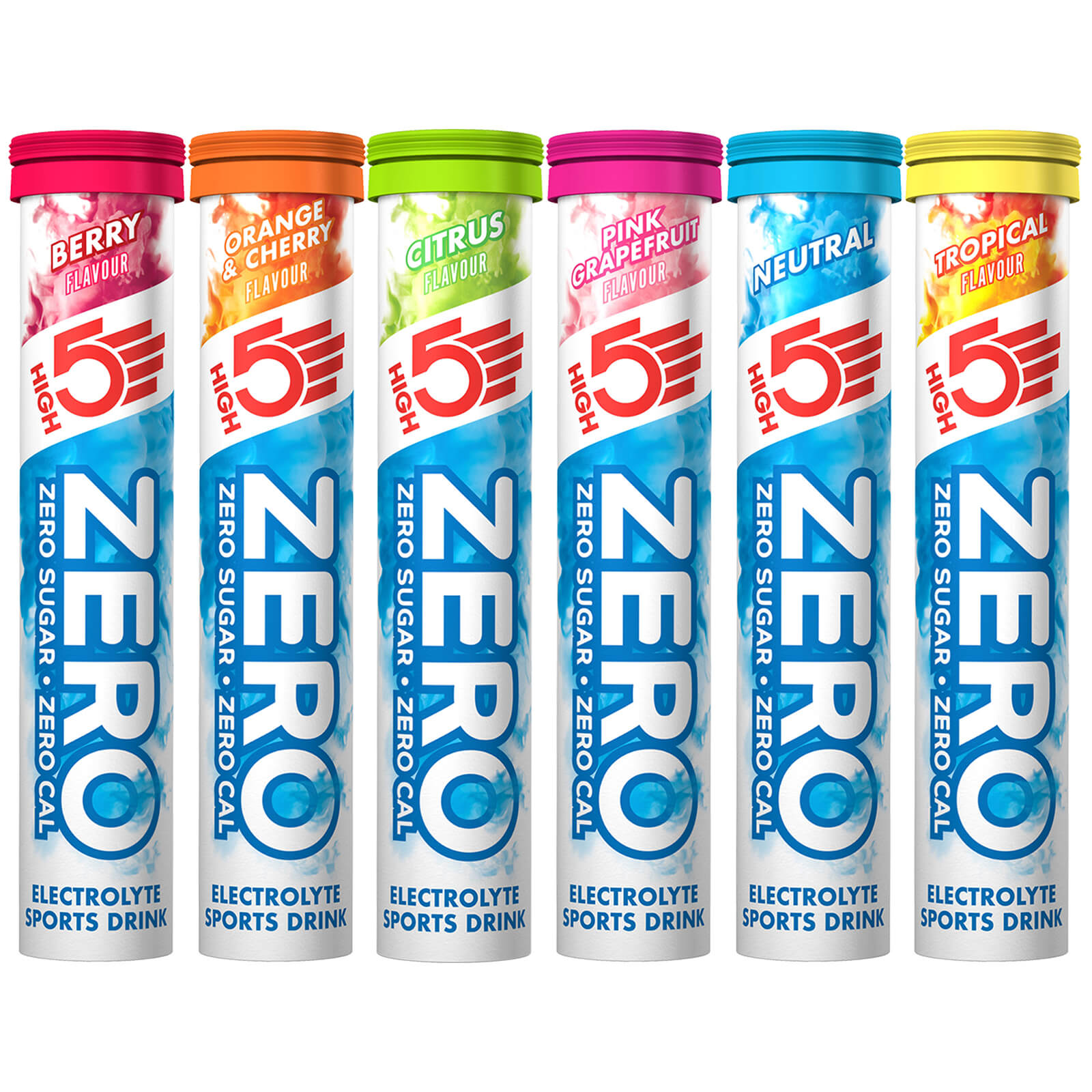 High5 ZERO Electrolyte Drink - Tube of 20