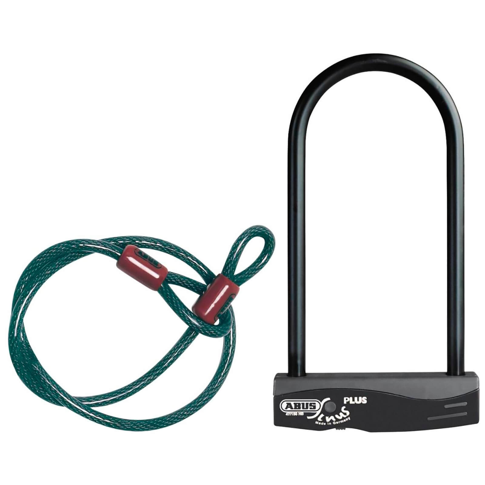 Abus Sinus Plus D Lock and Cable Set