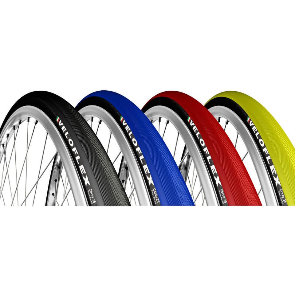 700 x 23mm Veloflex Corsa 23 Folding Clincher Tyre