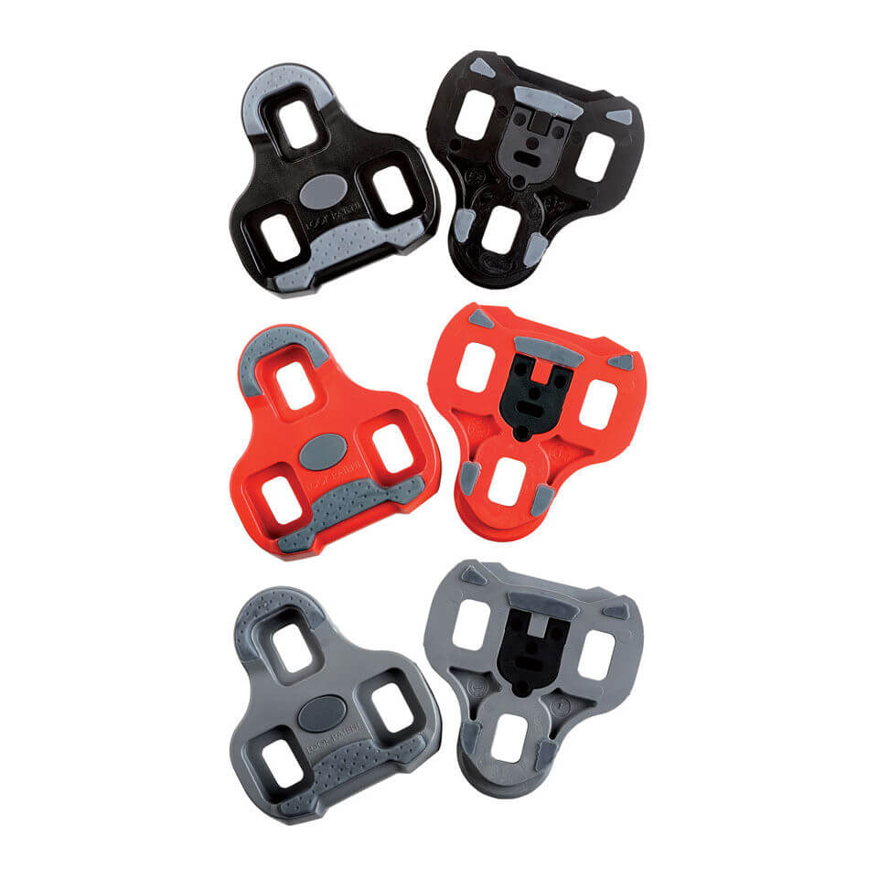 Look Keo Grip Cleats Grey Cleats by Look