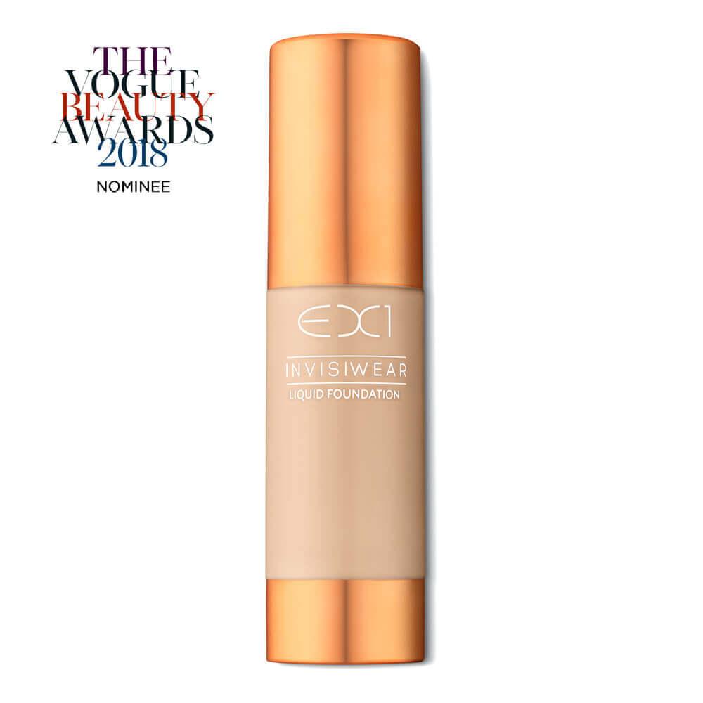 Ex1 Cosmetics Invisiwear Flüssig Make Up 30ml Verschiedene Töne