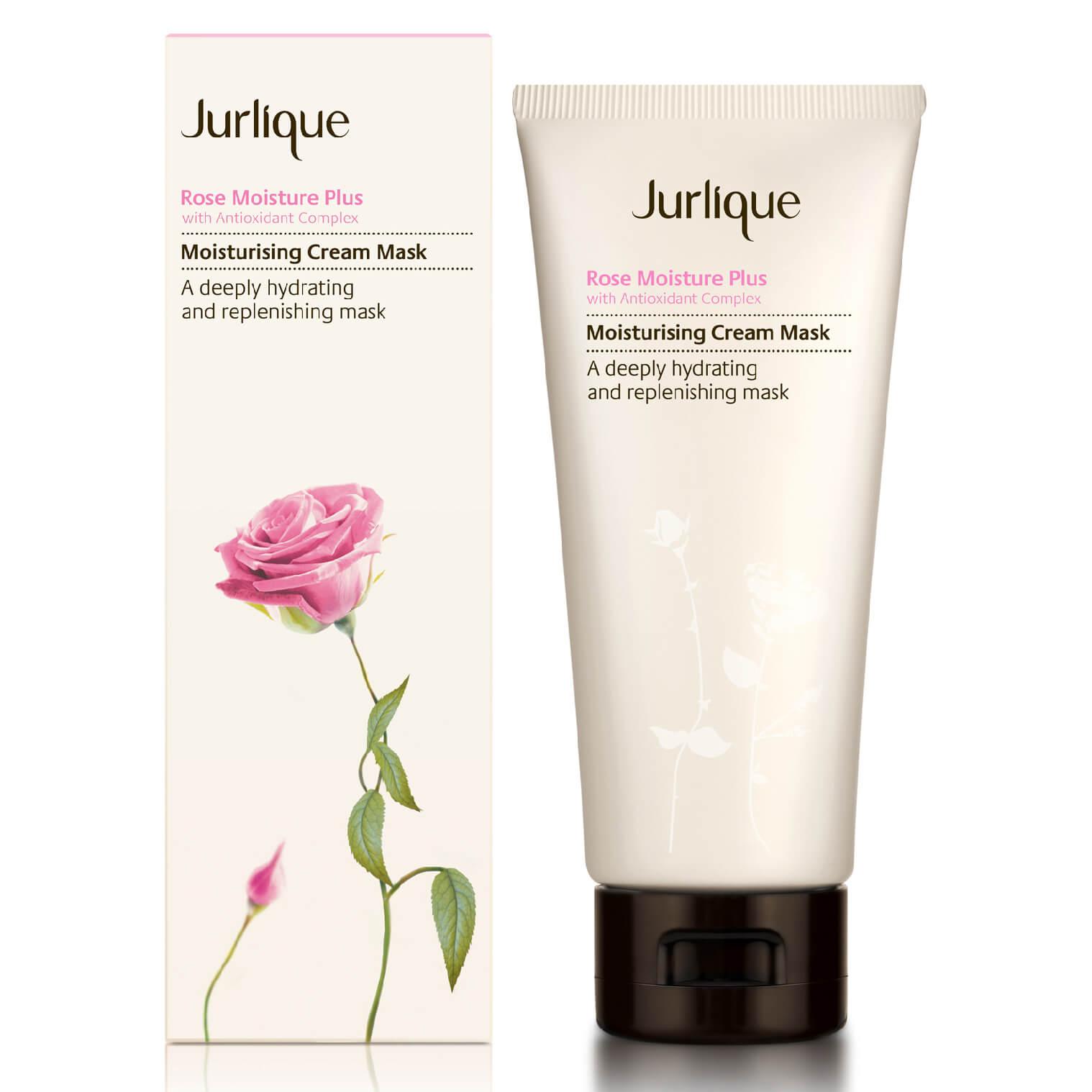 Jurlique Rose Moisture Plus Moisturising Cream Mask 100ml