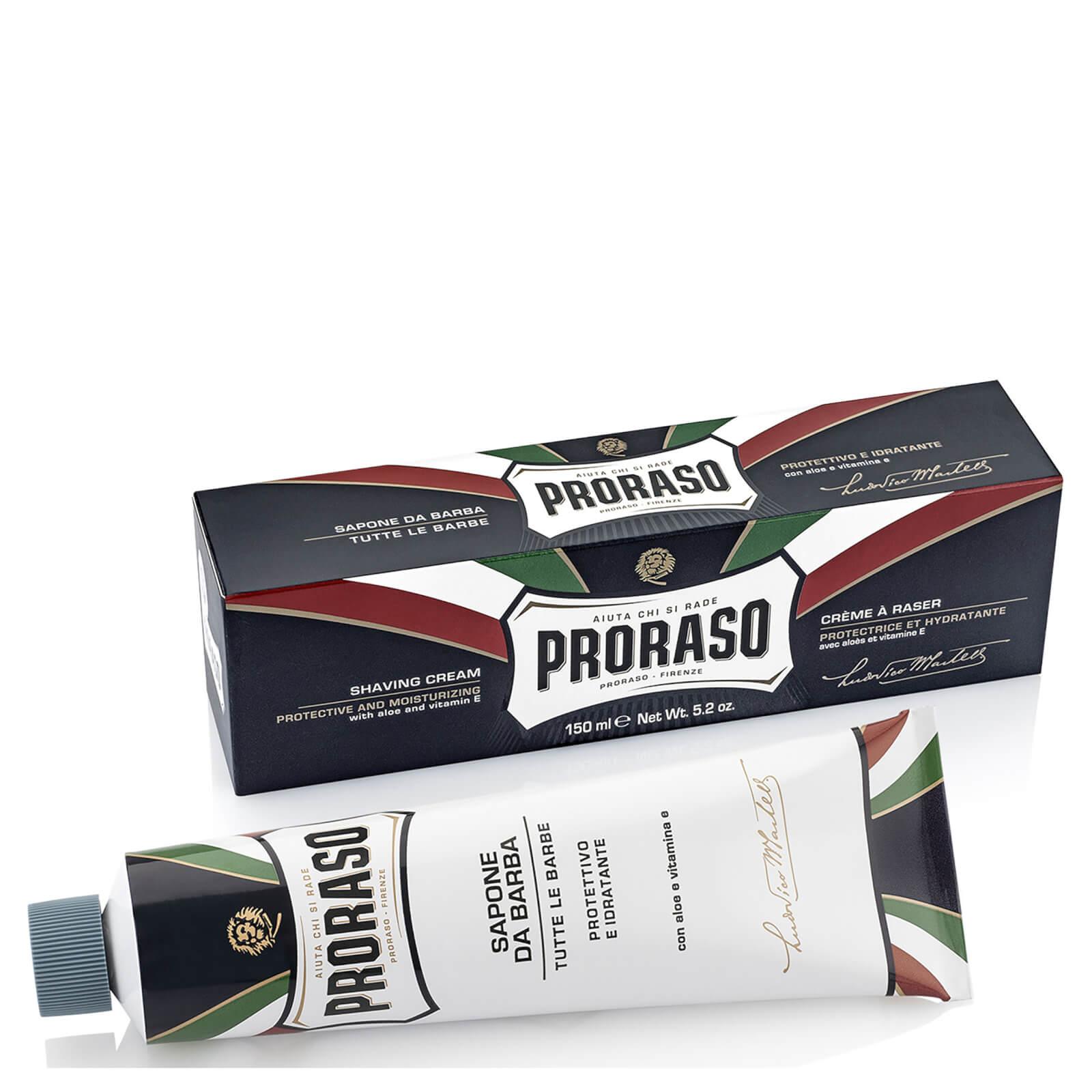 Proraso sapone da barba in tubo - protettivo