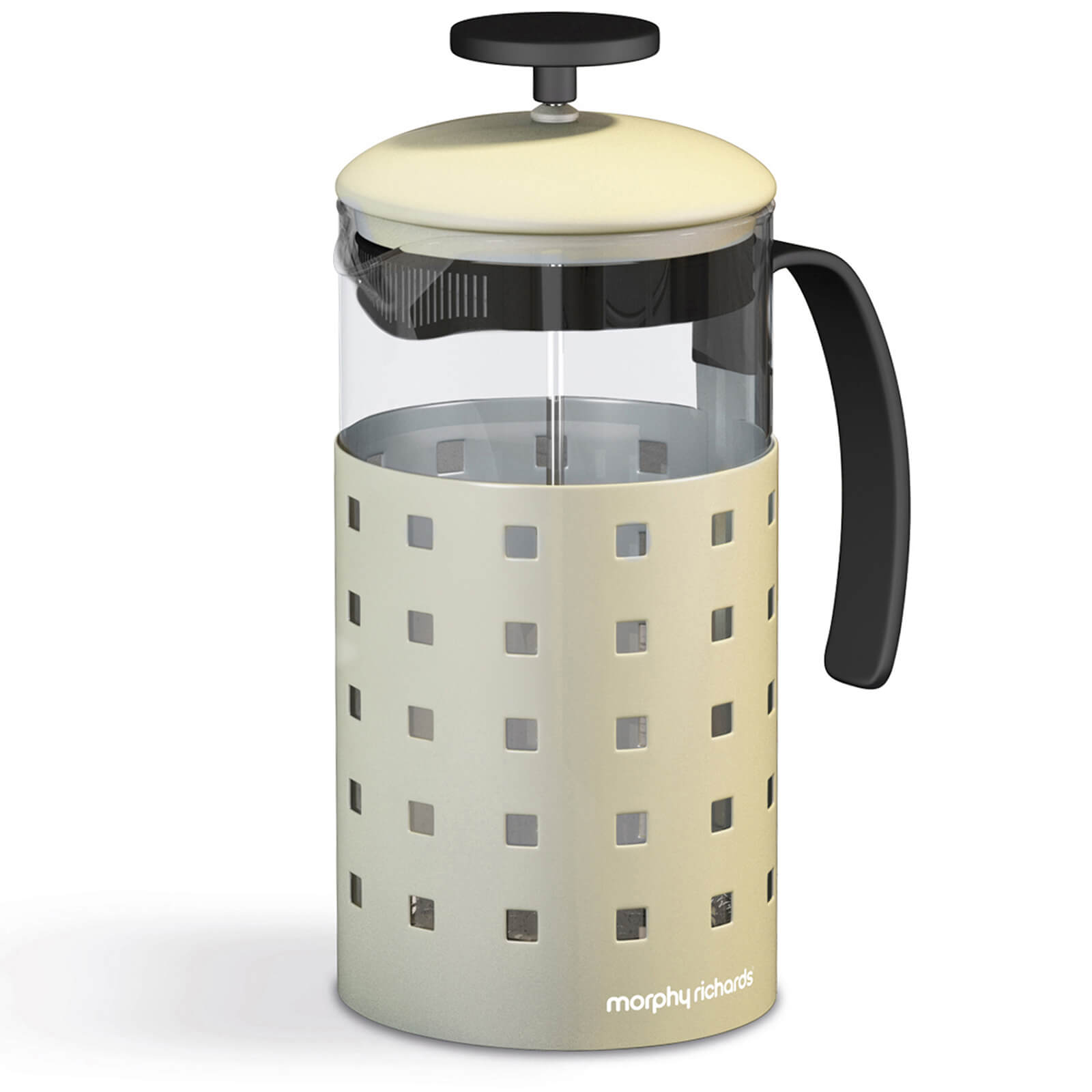 Morphy Richards 46192 8 Cup Cafetiere - Cream - 1000ml