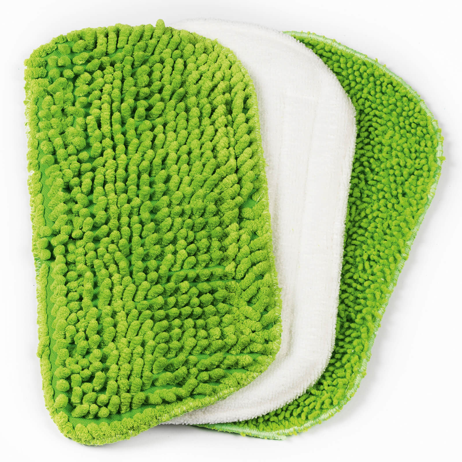 Pifco Set of 3 Mixed Pads for Pifco Steam Mop