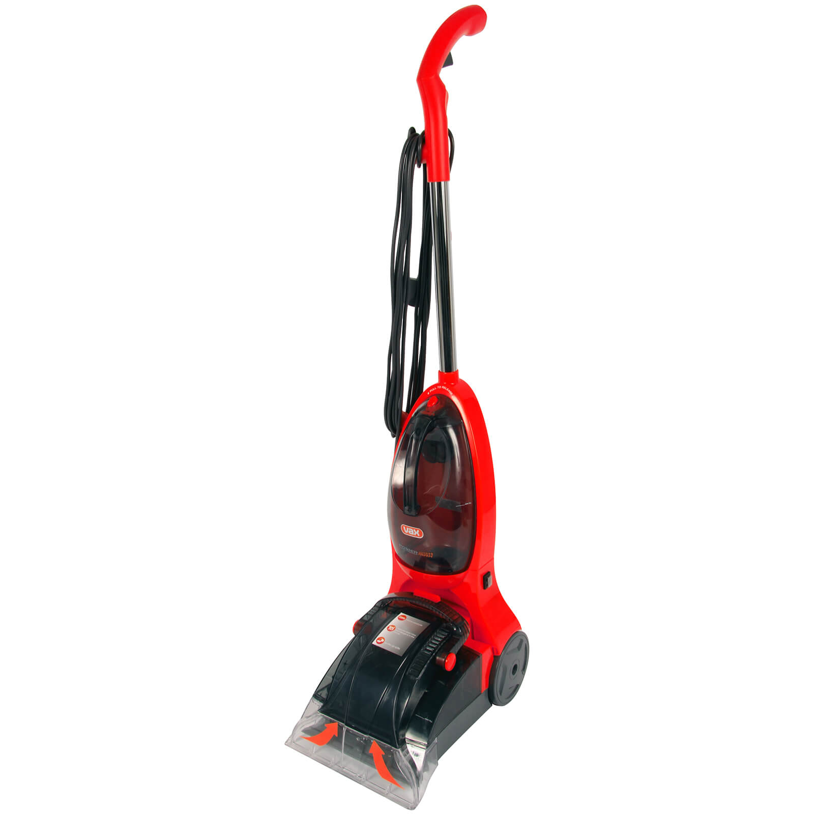 VAX VRS18W 500W Rapide Spring Carpet Washer