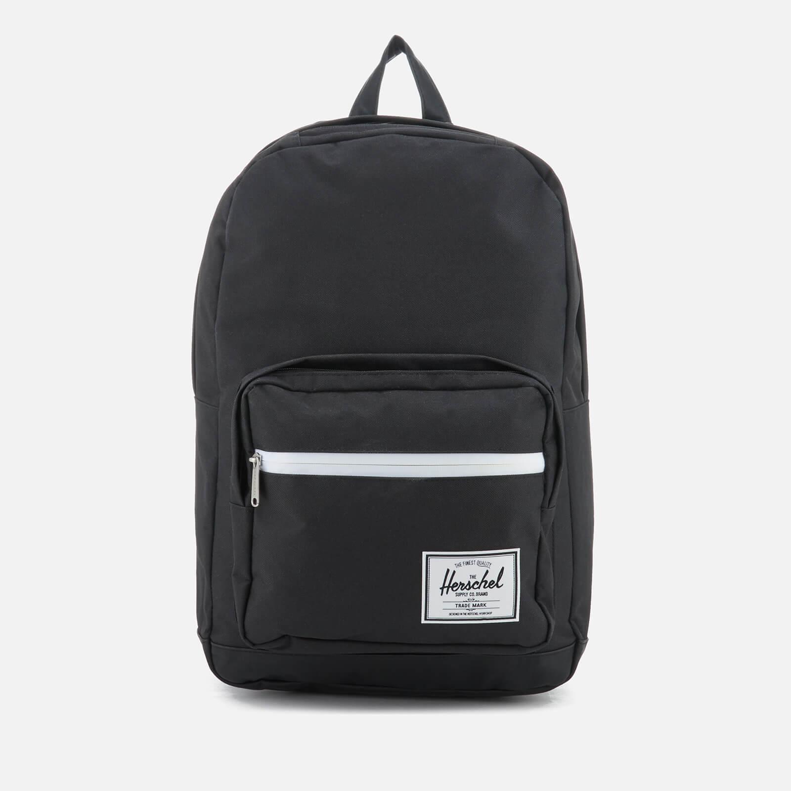 838a07ead42 Pop Quiz Backpack - Black Herschel Supply Co. Pop Quiz Backpack - Black