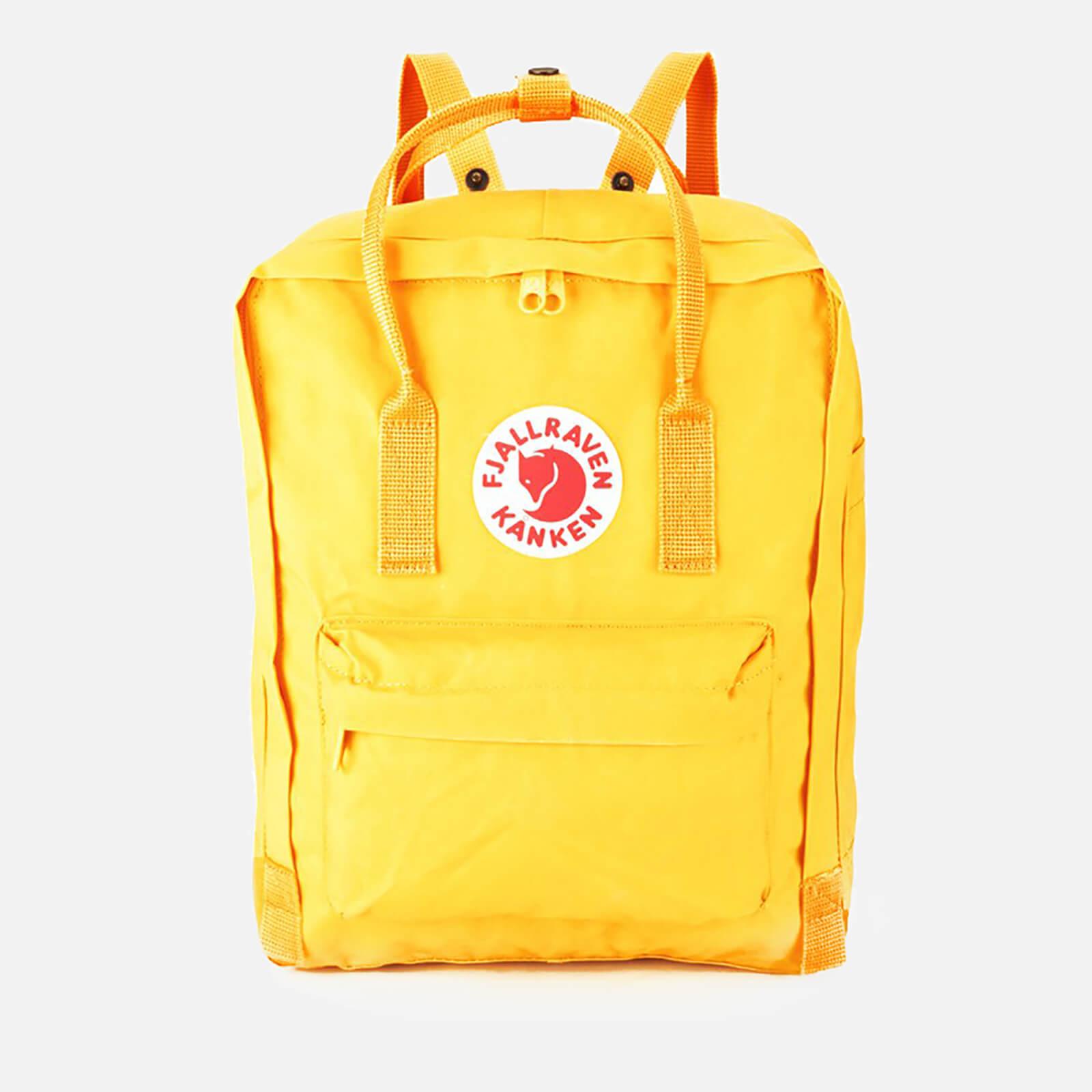 szeroki zasięg Nowe Produkty bardzo tanie Fjallraven Women's Kanken Backpack - Warm Yellow