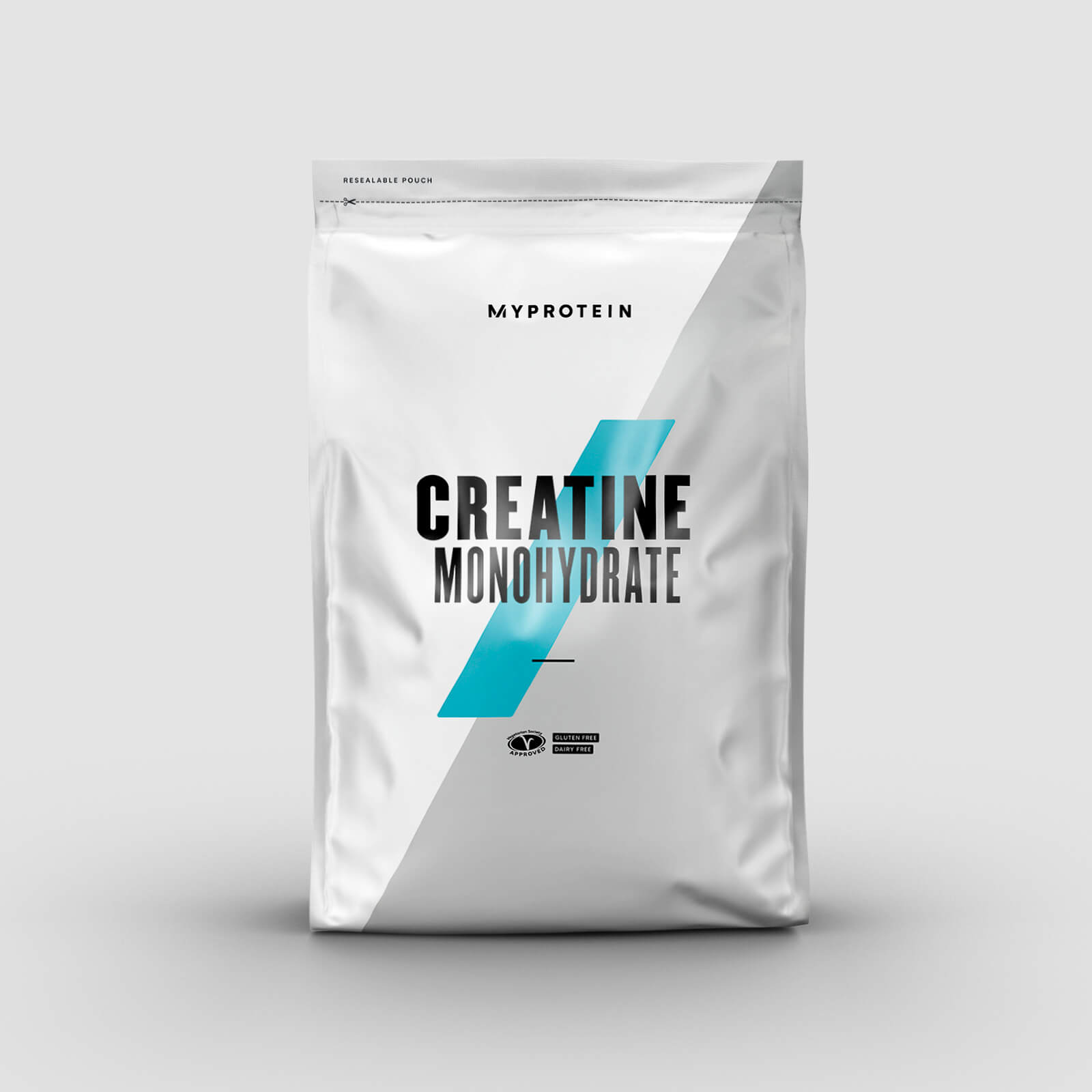 2-Pack Creatine Monohydrate Powder 2.2 lb