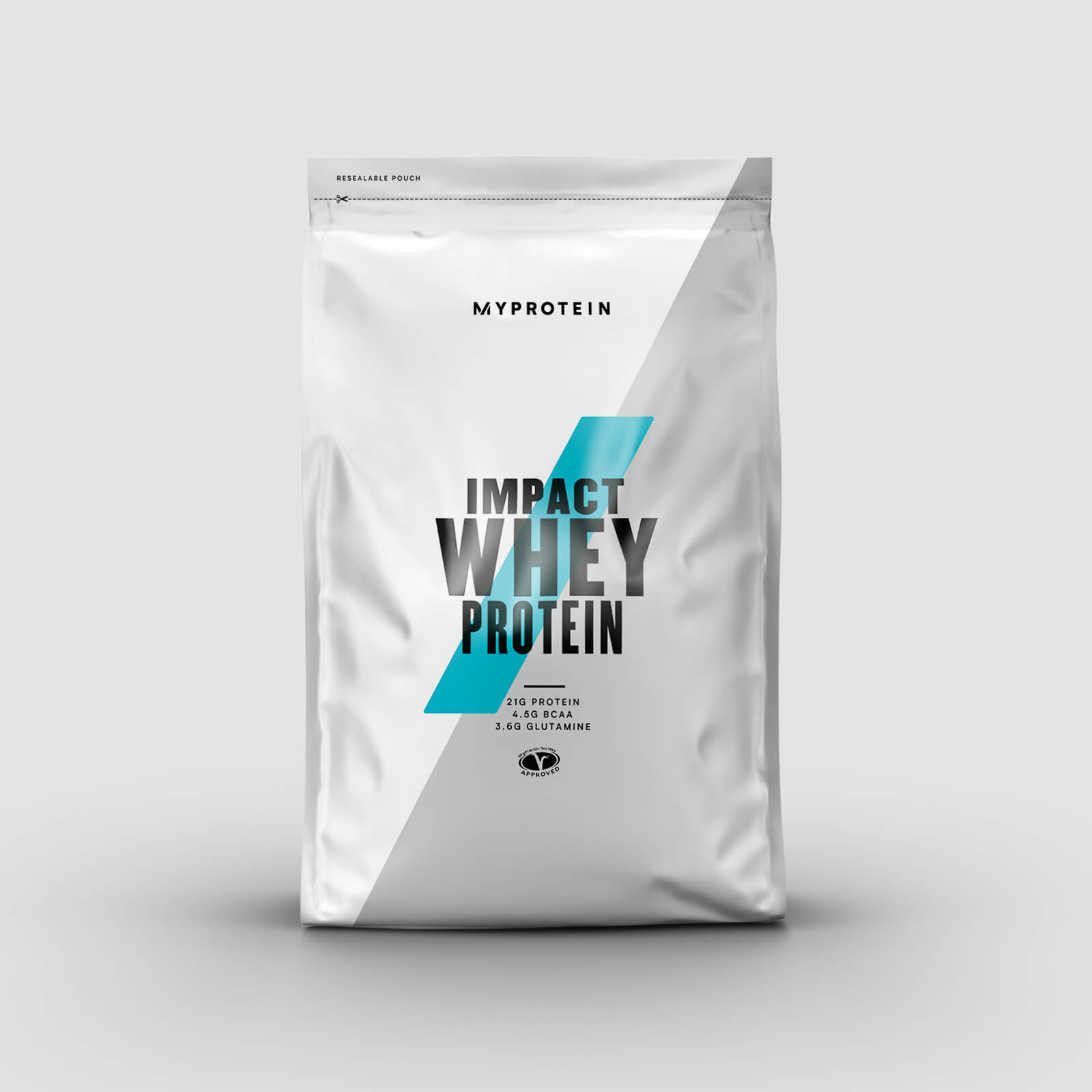 Myprotein 11-lbs Impact Whey Protein (200 Servings of 19g)