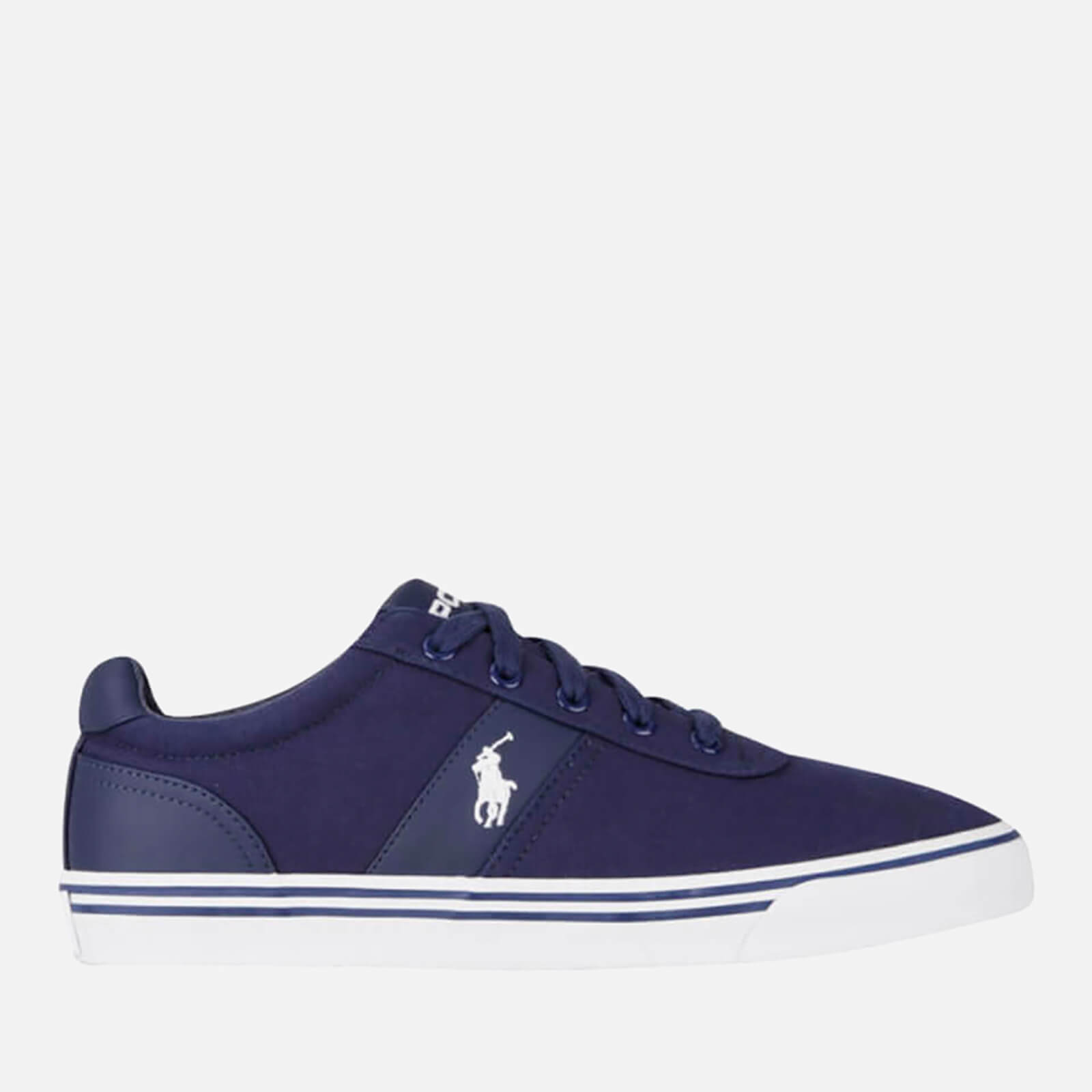 63225db25b15 Polo Ralph Lauren Men s Hanford Trainers - Newport Navy - Free UK Delivery  over £50