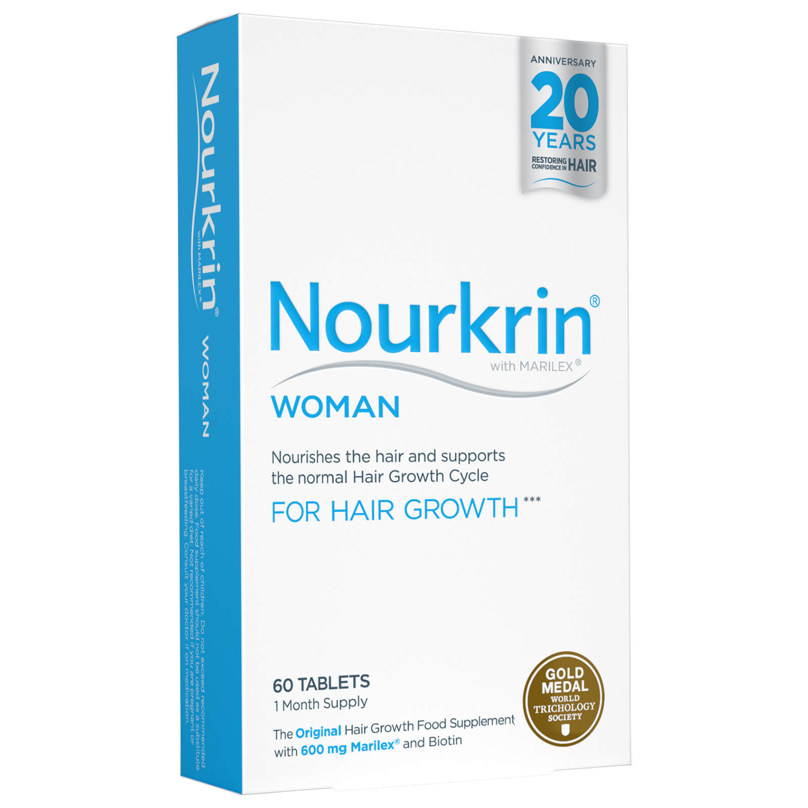 Nourkrin Woman (60 Tablets)