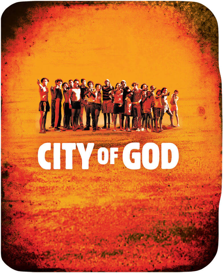 City of God - Zavvi UK Exclusive Limited Edition Steelbook