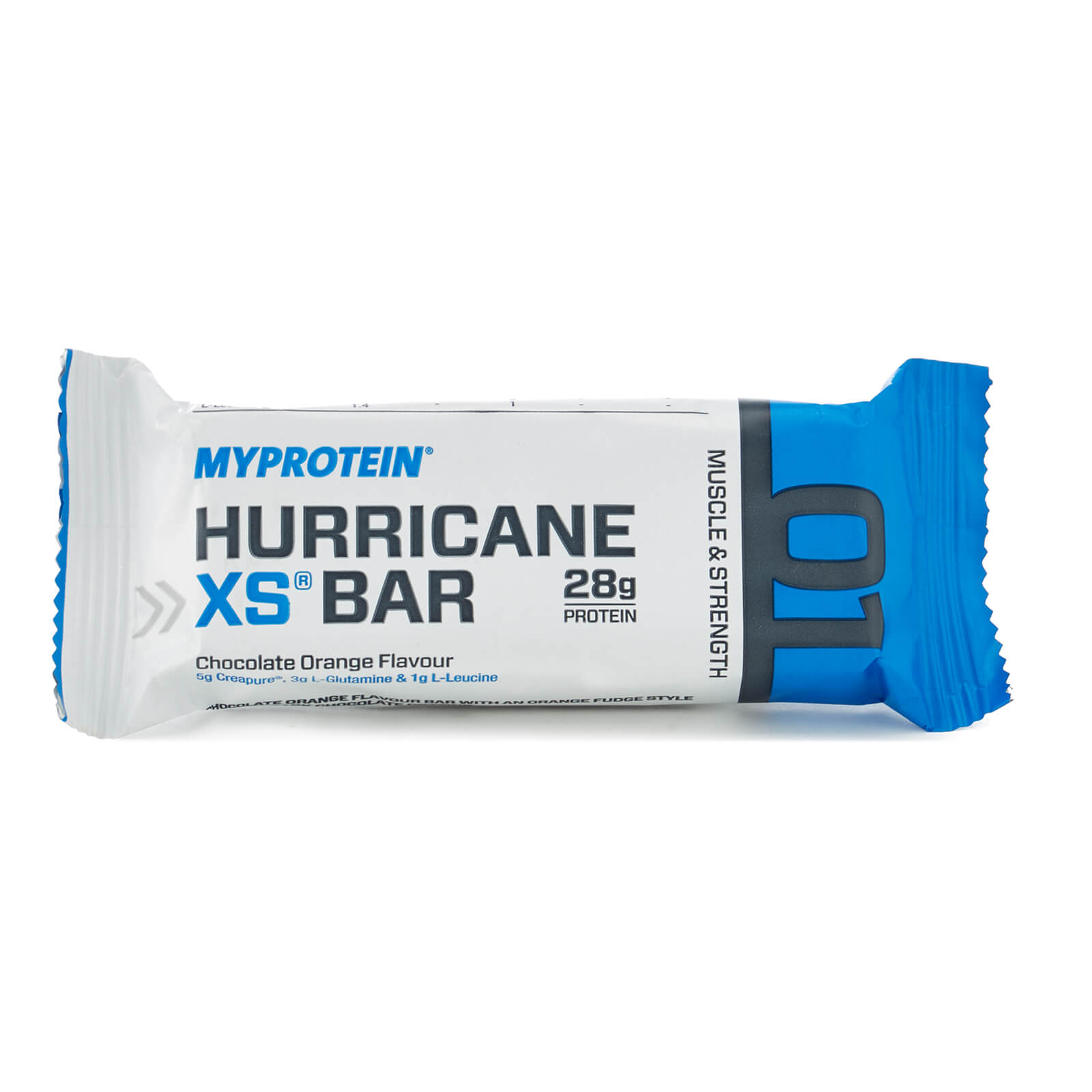 Hurricane XS Bar, Chocolate Orange, Sample