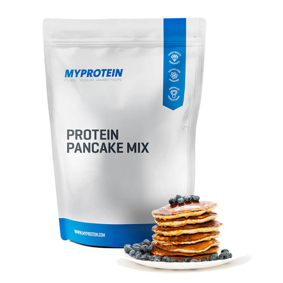Protein Pancake Mix, Golden Syrup, 200g