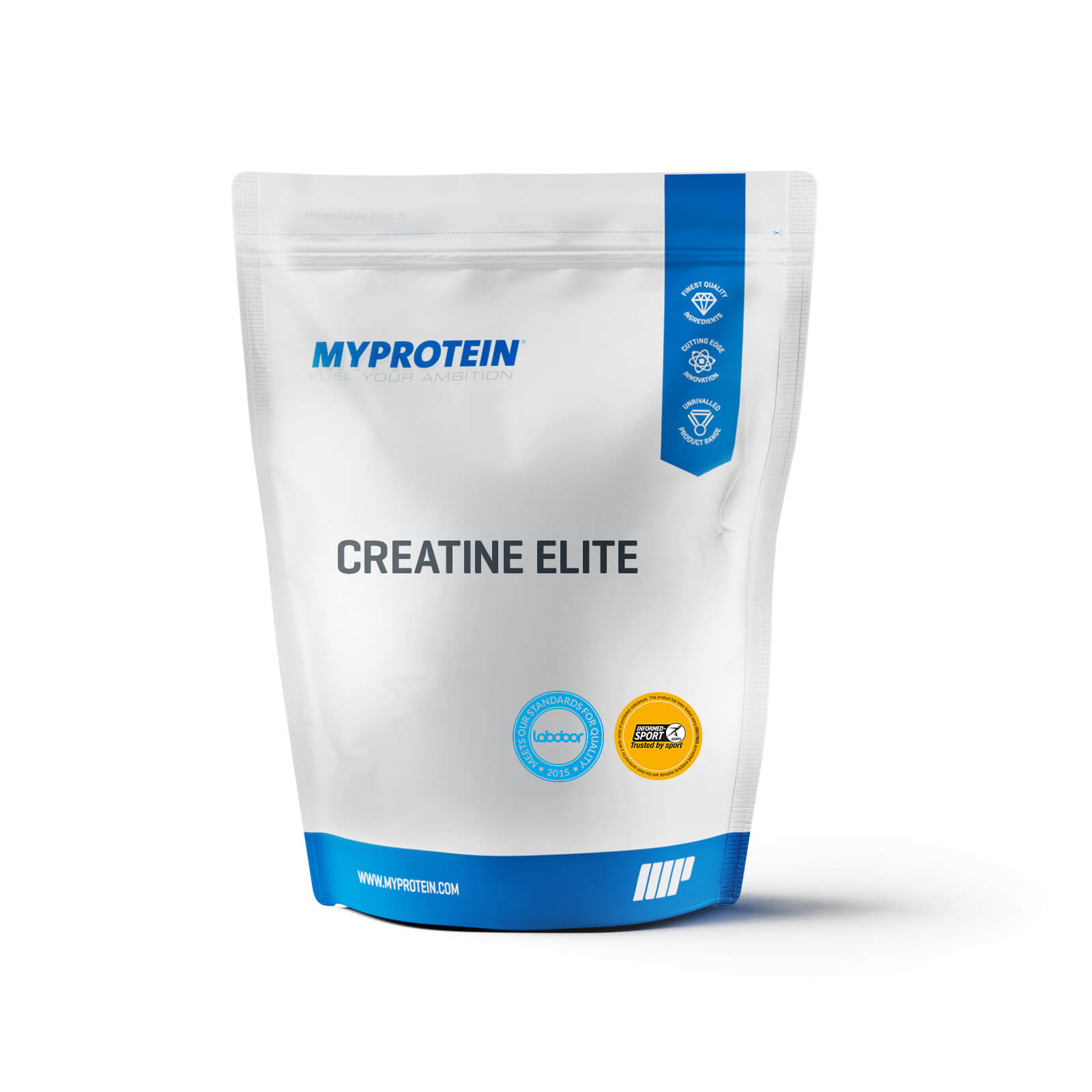 Creatine Monohydrate - Batch Tested Range - Unflavoured - 1000g