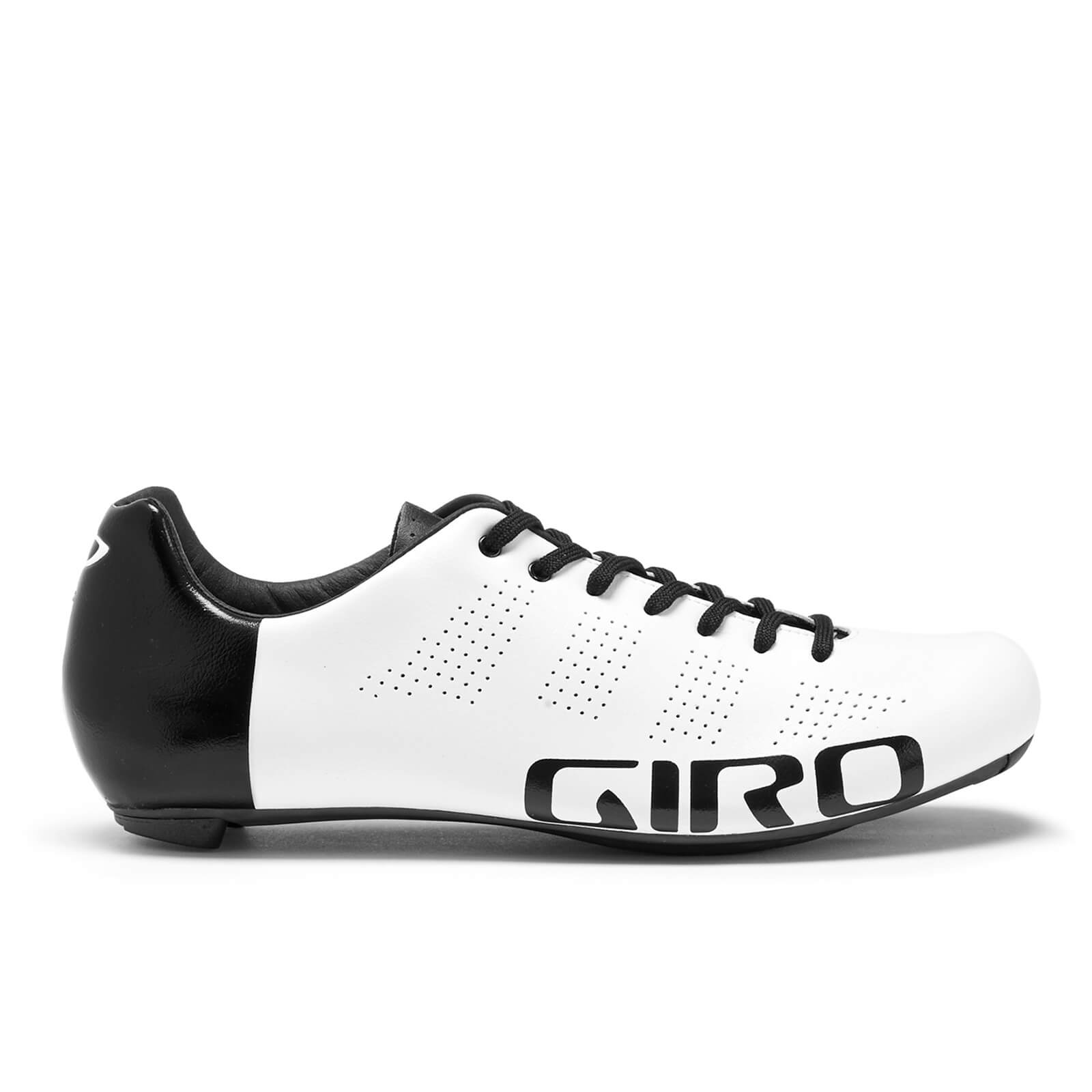 Giro Empire ACC Road Cycling Shoes - White/Black