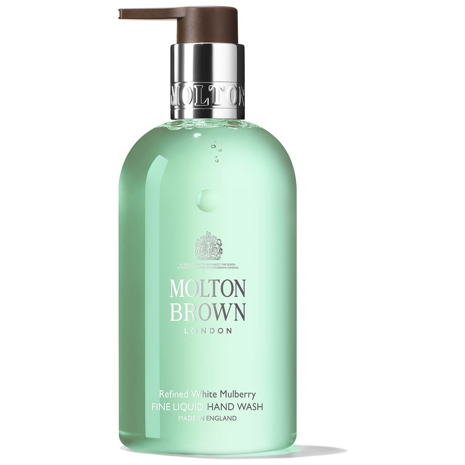 7f7e3e9357b2 Molton Brown Refined White Mulberry Fine Liquid Hand Wash