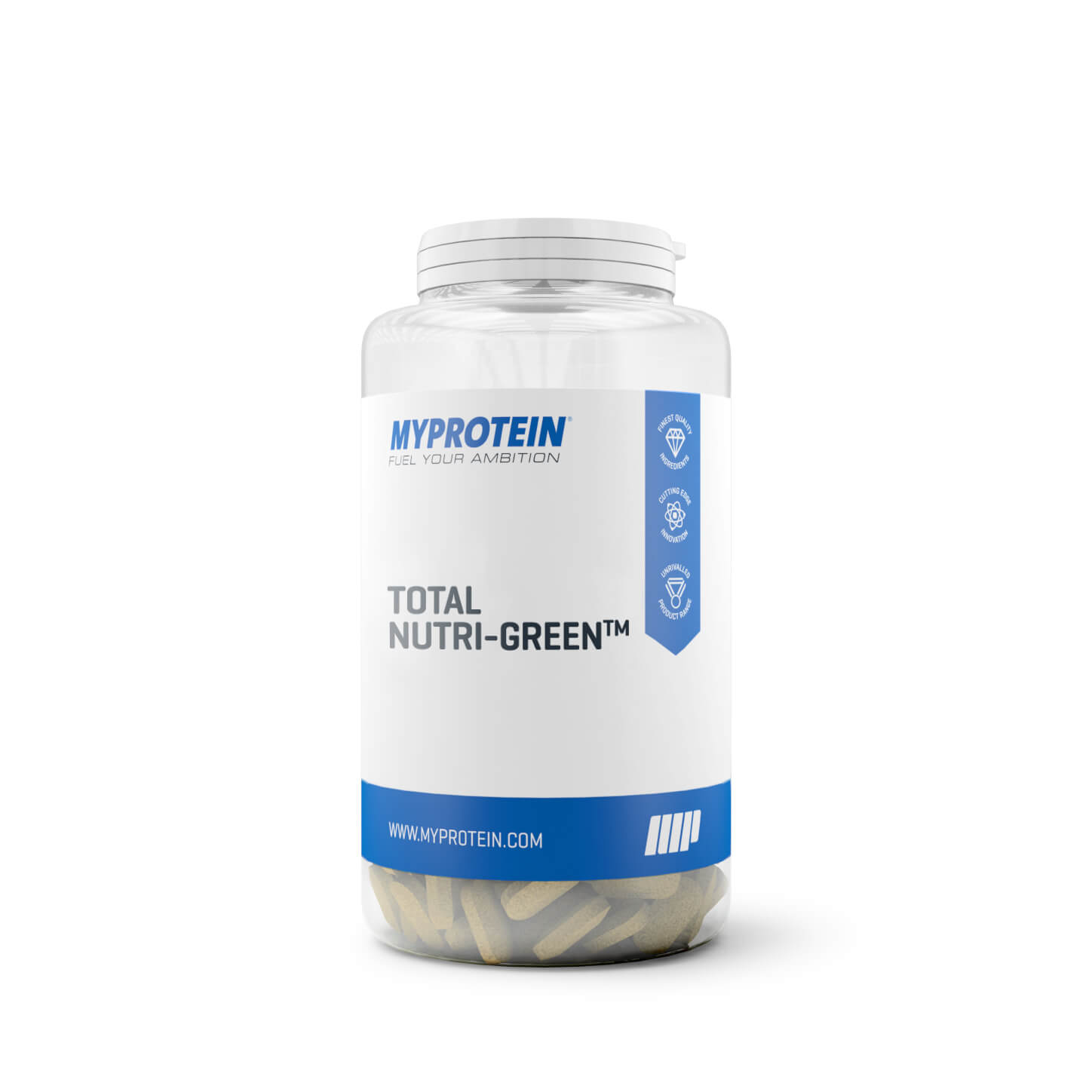 Total Nutri-Greens Tablets - Unflavoured - 90 tablets