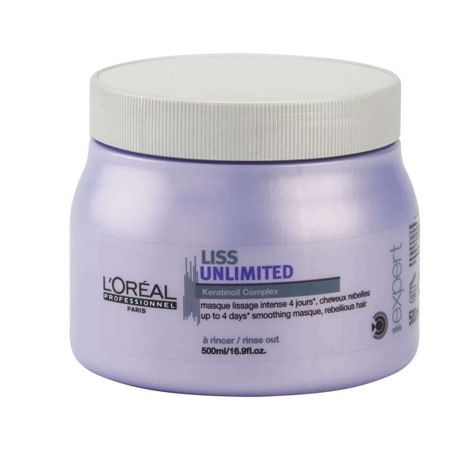 L'Oréal Professionnel Série Expert Liss Ultime masque des cheveux adoucissant (500ml)