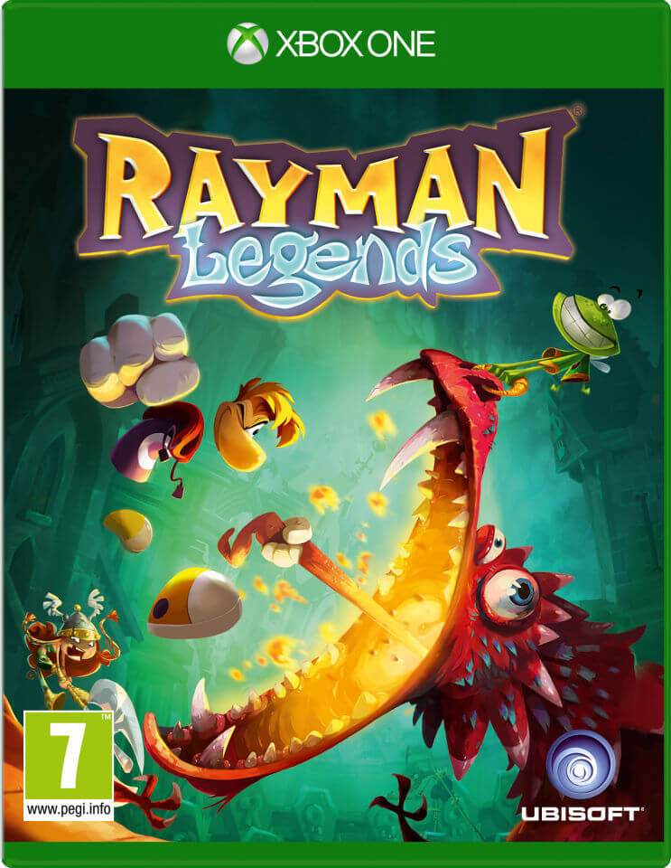 Rayman Legends Xbox One Zavvi