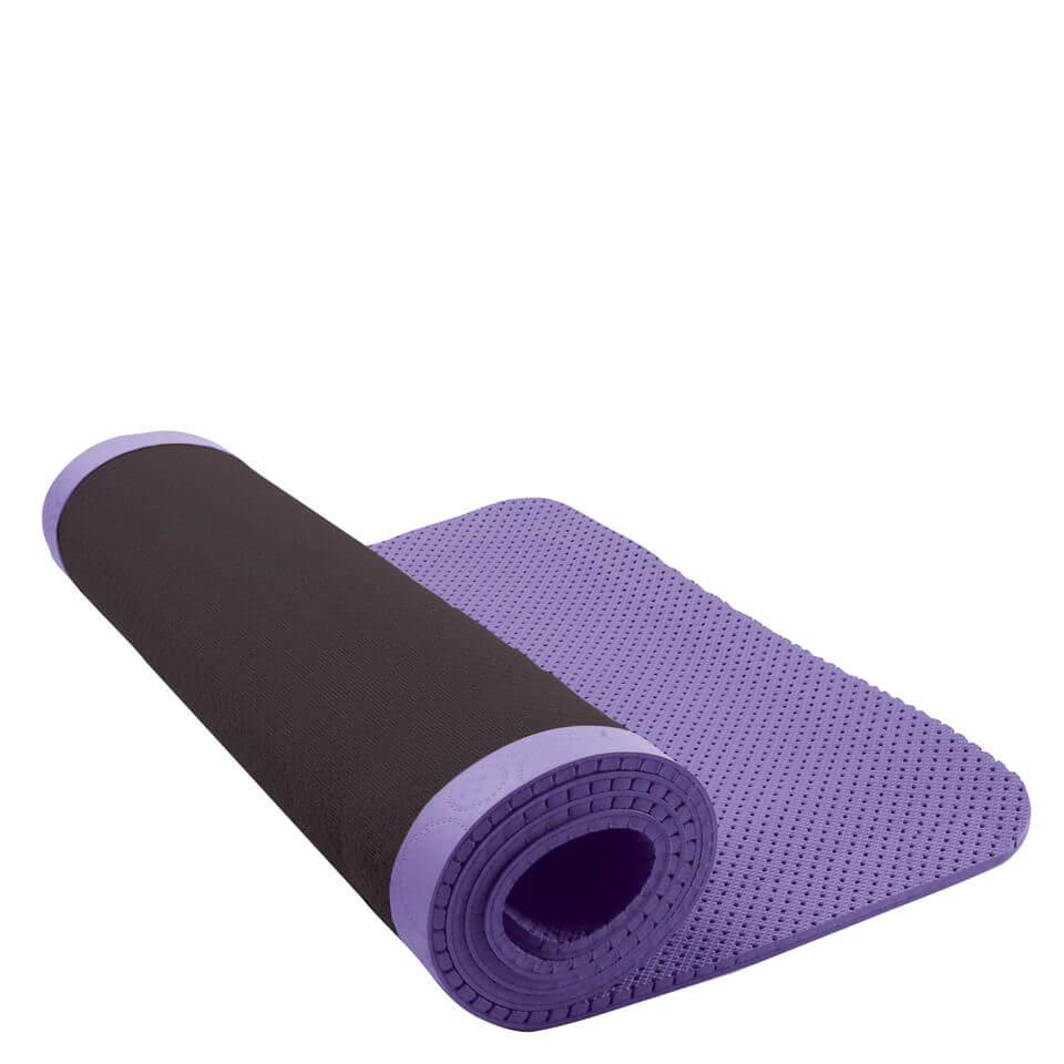 Nike Ultimate Pilates Mat 8mm Medium Violet Thunder Blue