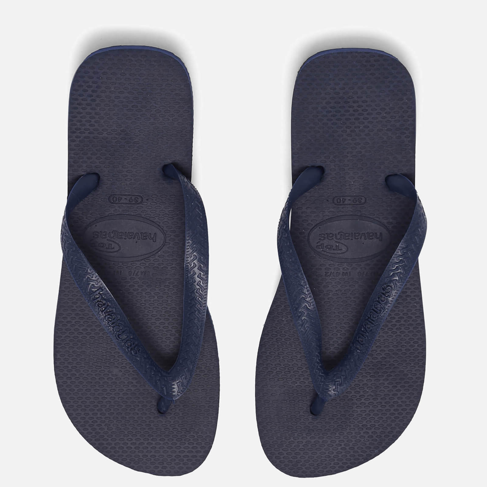 7aa109635d3 Havaianas Top Flip Flops - Navy Blue Womens Footwear