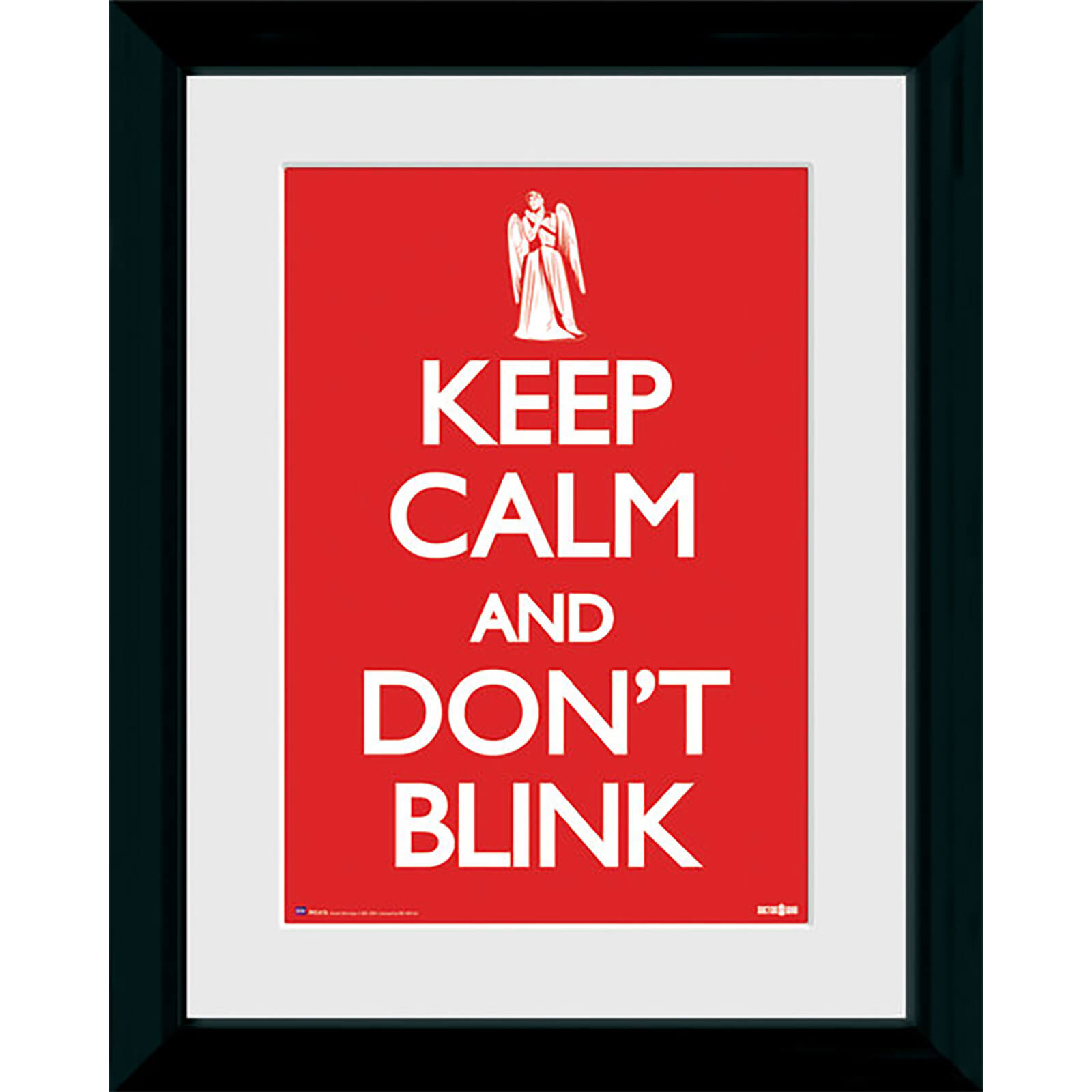 Doctor Who Keep Calm Don