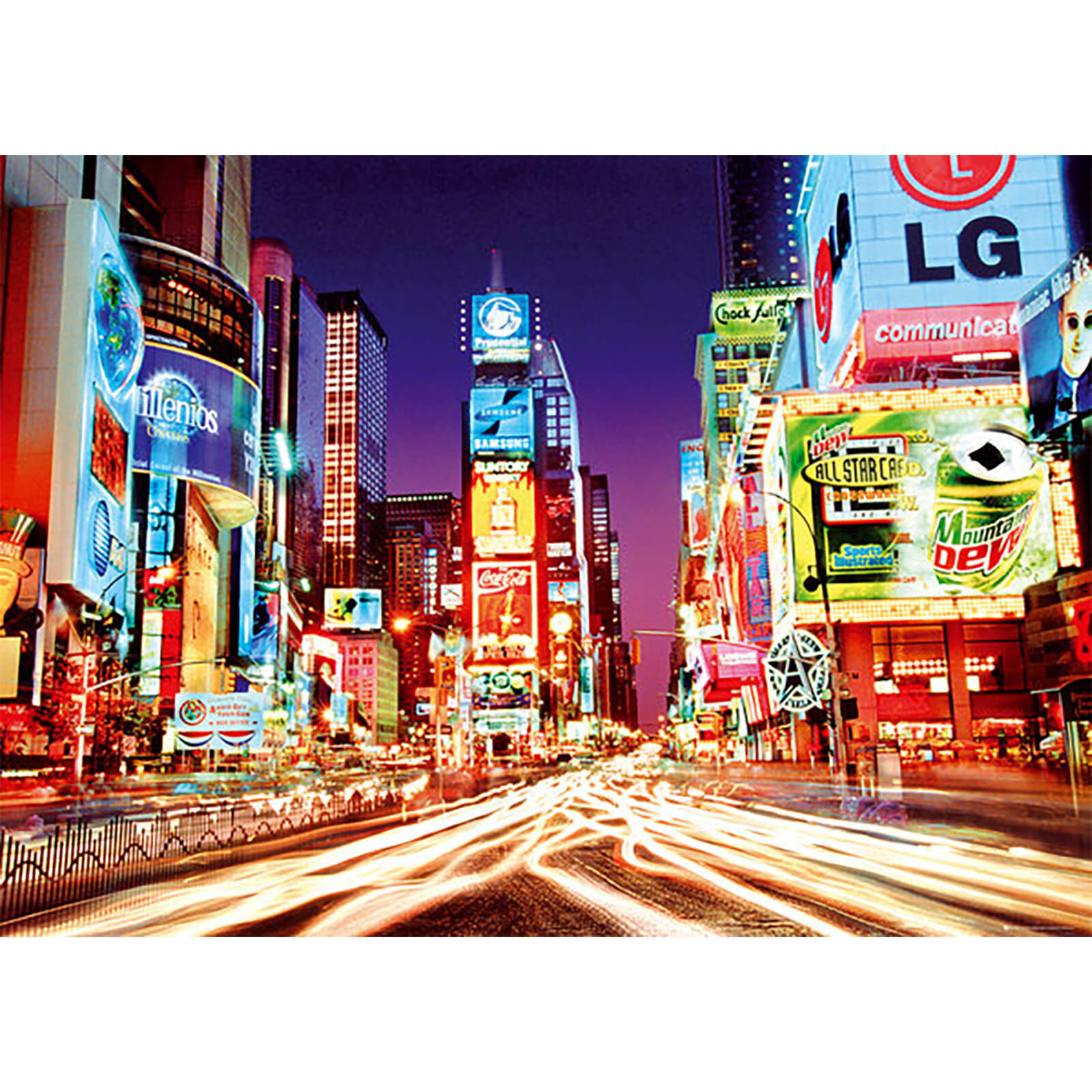 Times Square - Giant Poster - 100 x 140cm