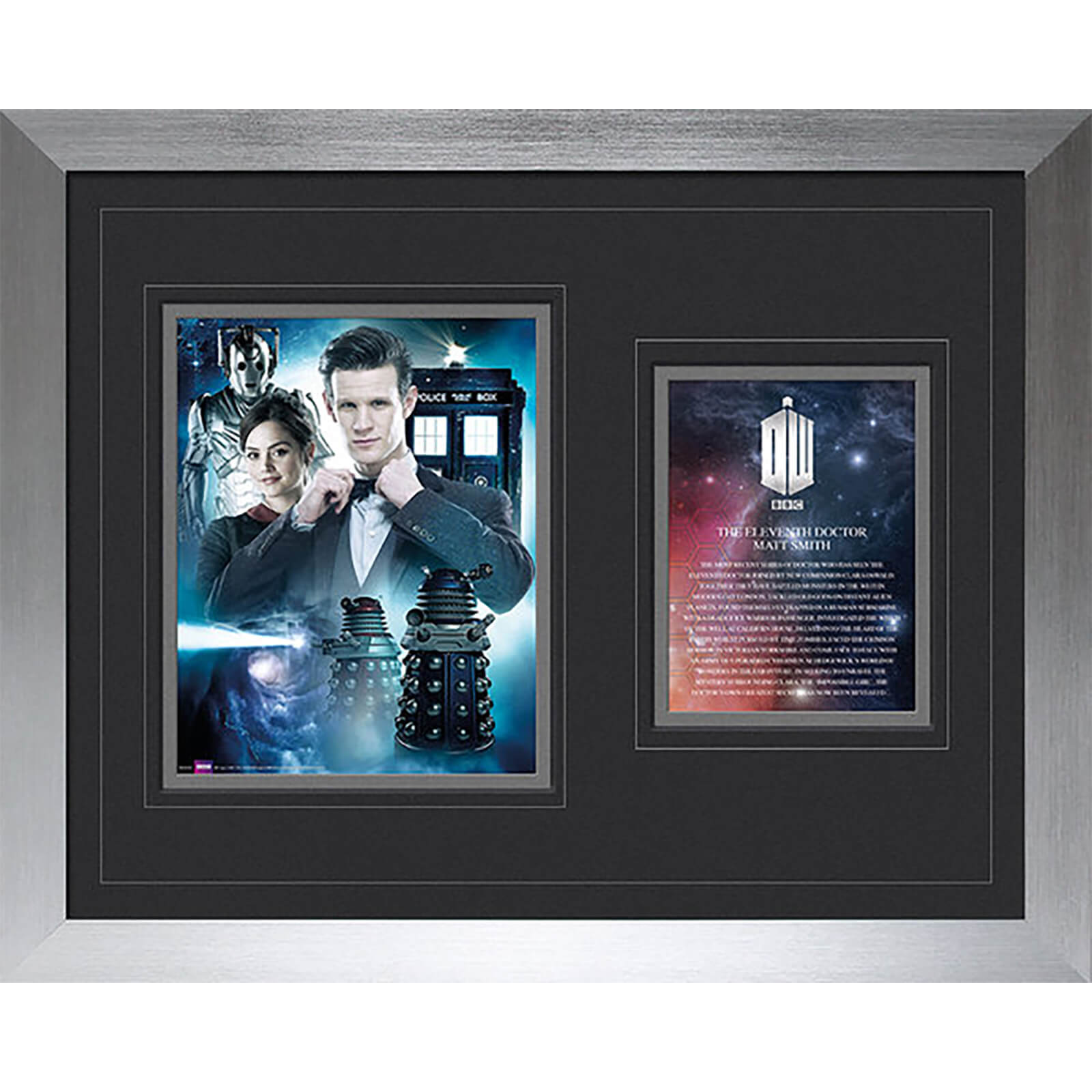 "Doctor Who 11th Doctor - High End Framed Photo - 16"""" x 20"""