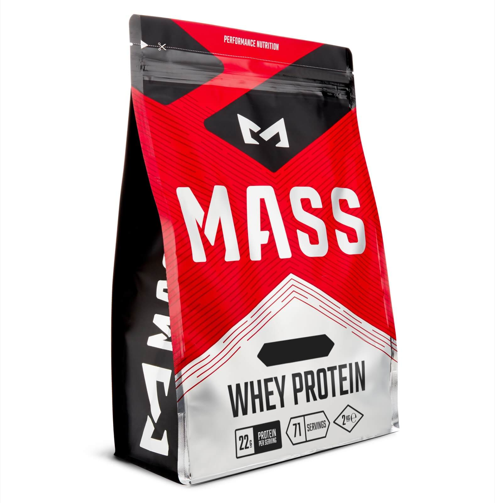 Mass Whey - Unflavoured, 4 kg
