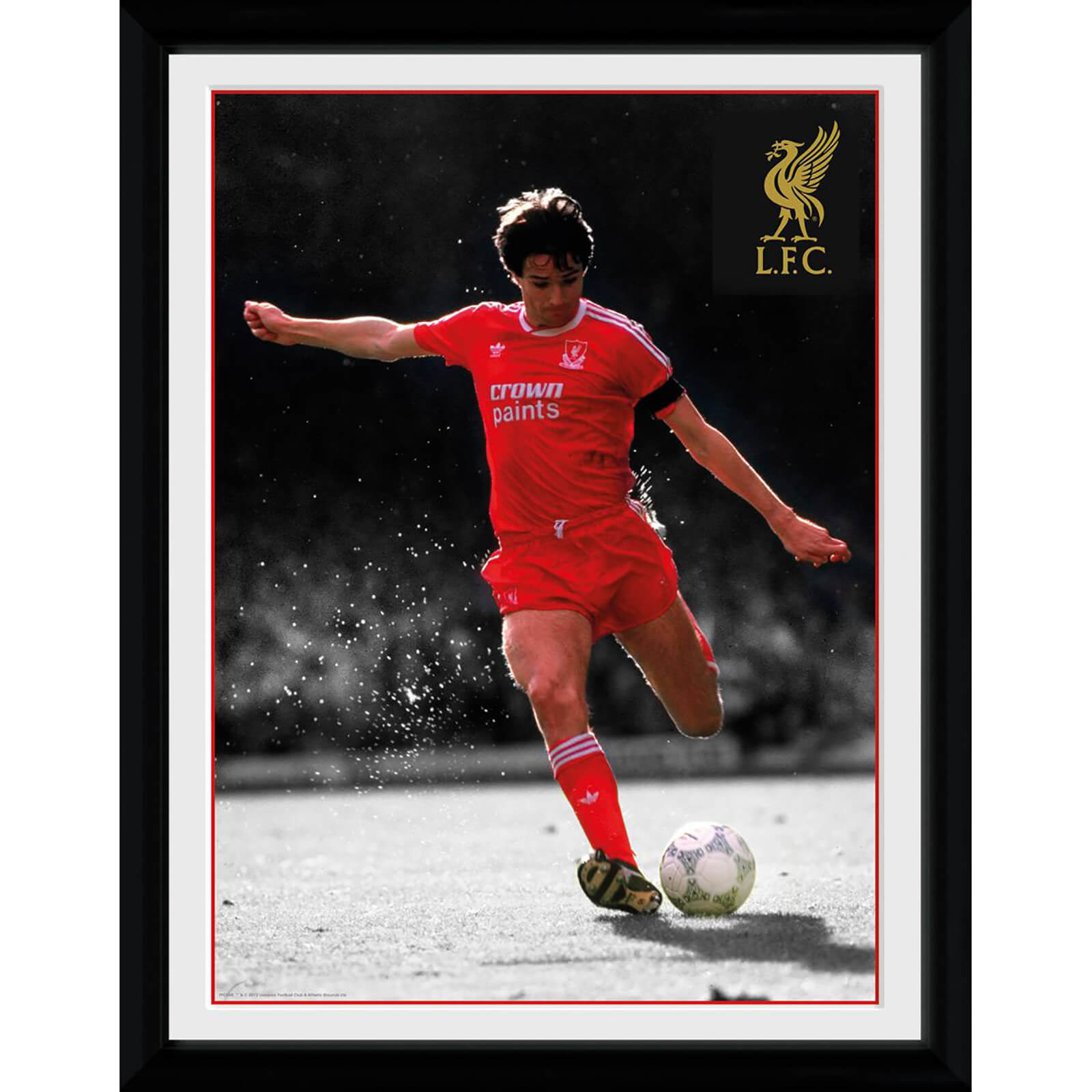 Liverpool Hansen - 30 x 40cm Collector Print