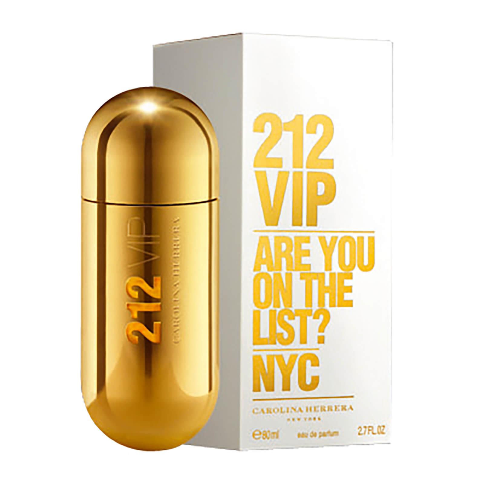 Carolina Herrera 212 Vip Eau De Parfum 80ml Free Shipping
