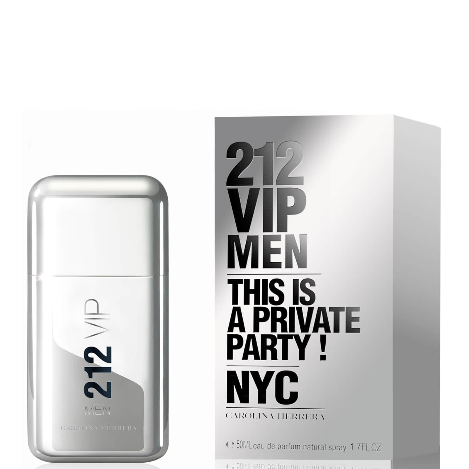 3e35925de Carolina Herrera 212 VIP Men Eau de Toilette 50ml