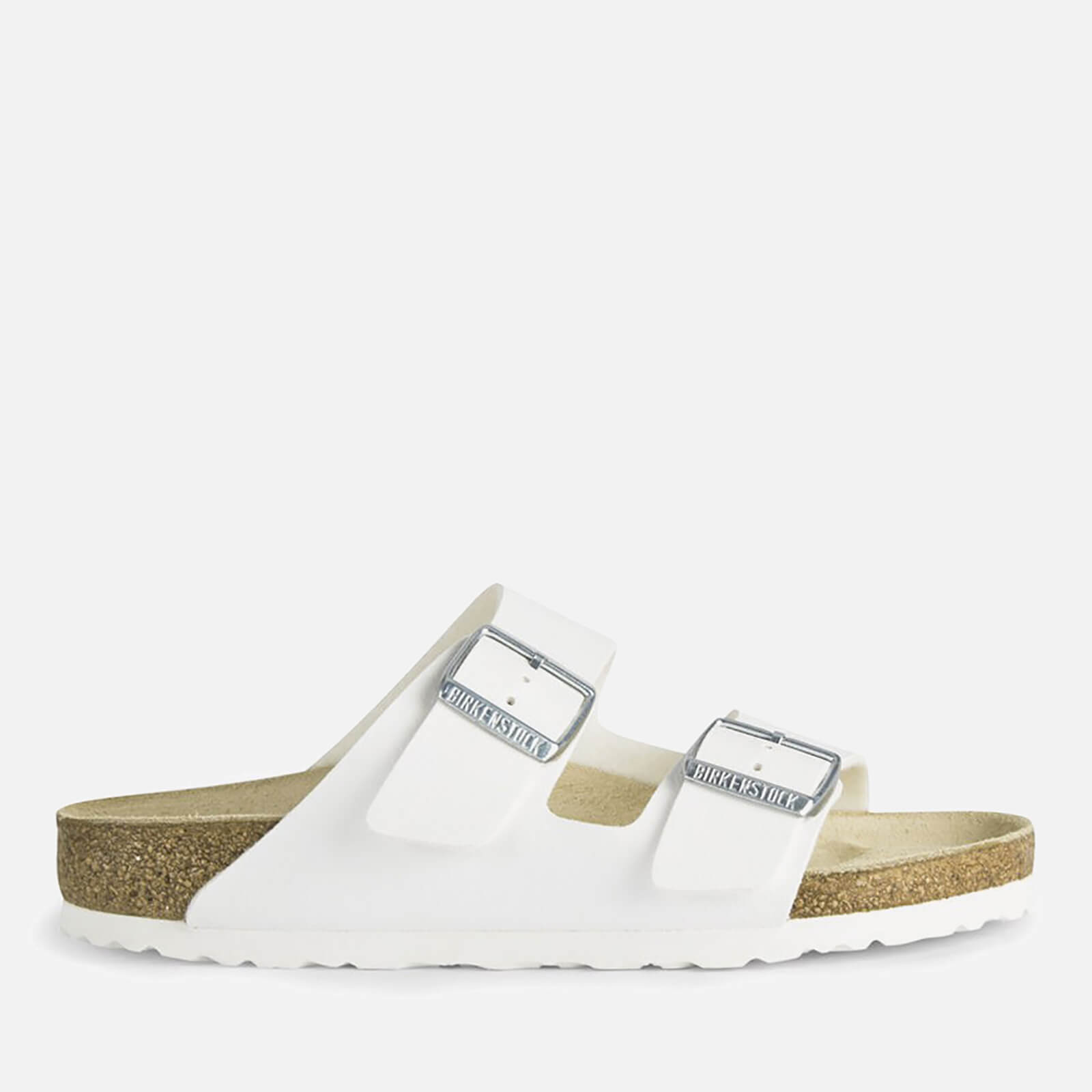 Birkenstock Women's Arizona Slim Fit Double Strap Sandals - White - EU 40/UK 7