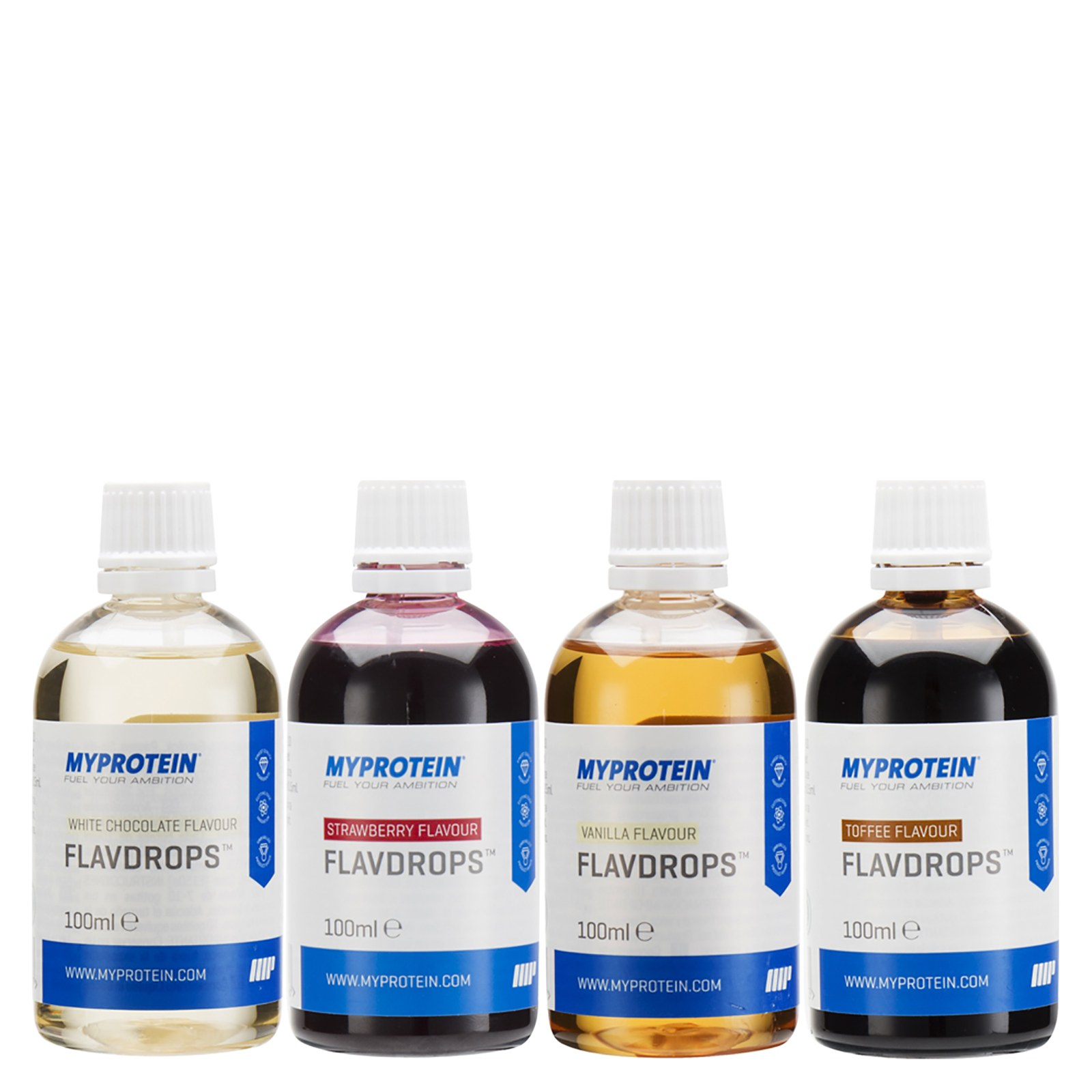 Flavdrops Liquid Flavouring - Natural Apple - 50ml