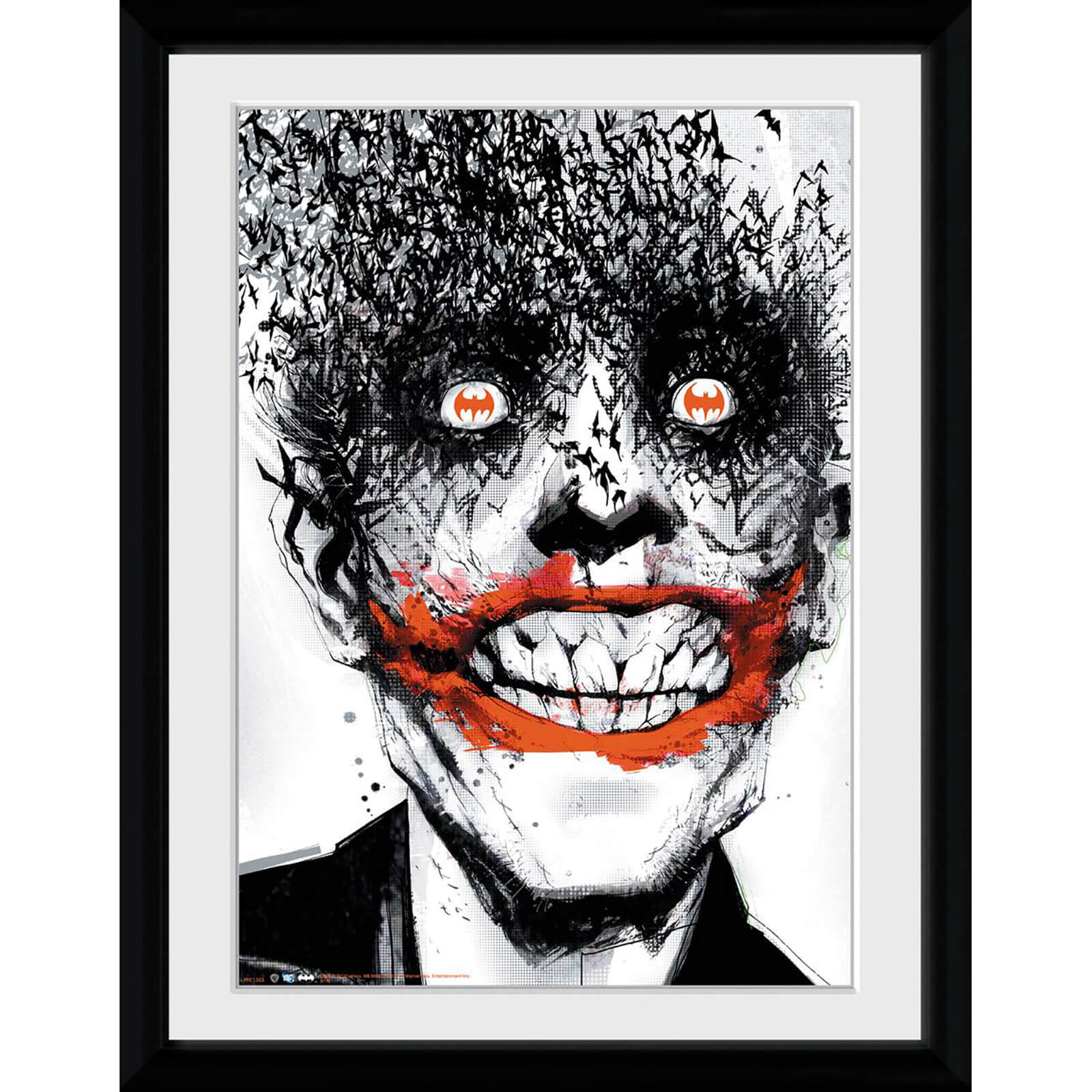 DC Comics Batman Comic The Joker - 30x40 Collector Prints