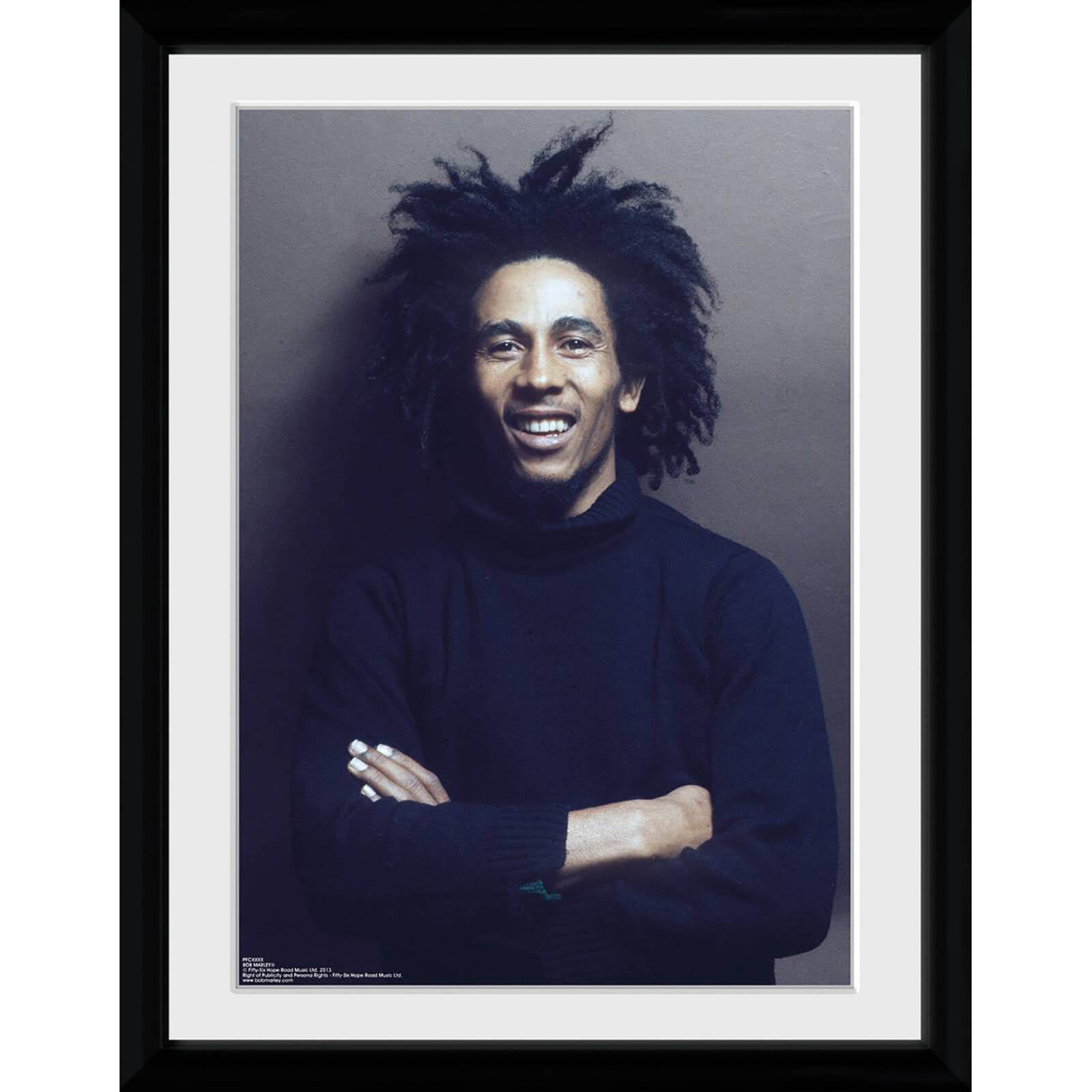 Bob Marley Wall - 30x40 Collector Prints
