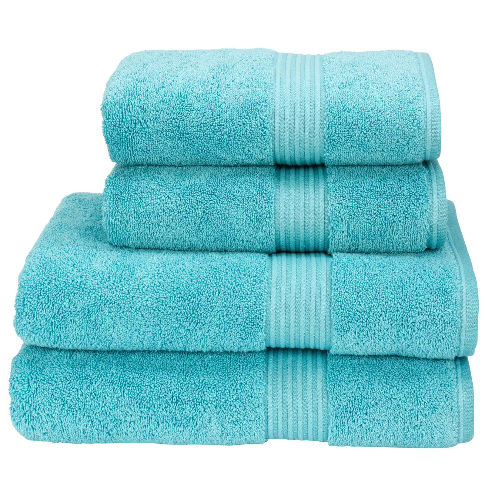 Christy Supreme Hygro Towels - Lagoon