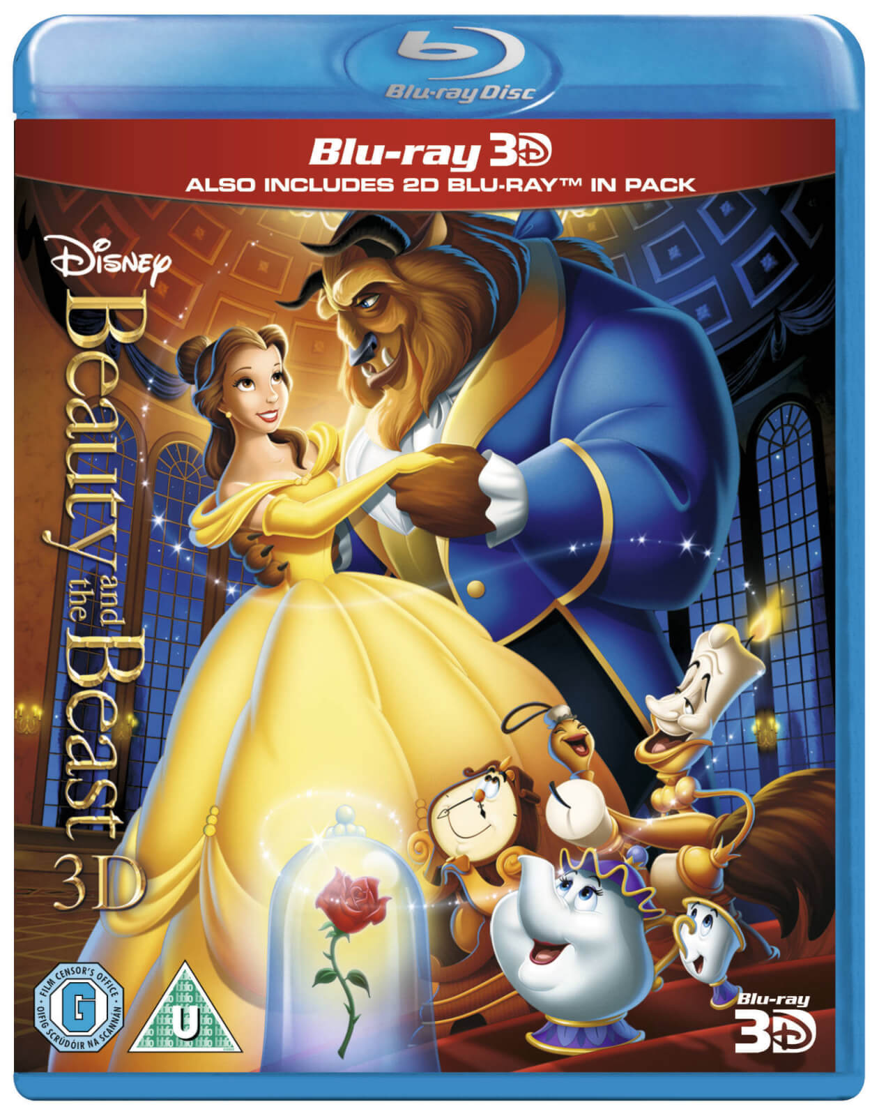 Beauty and the Beast 3D