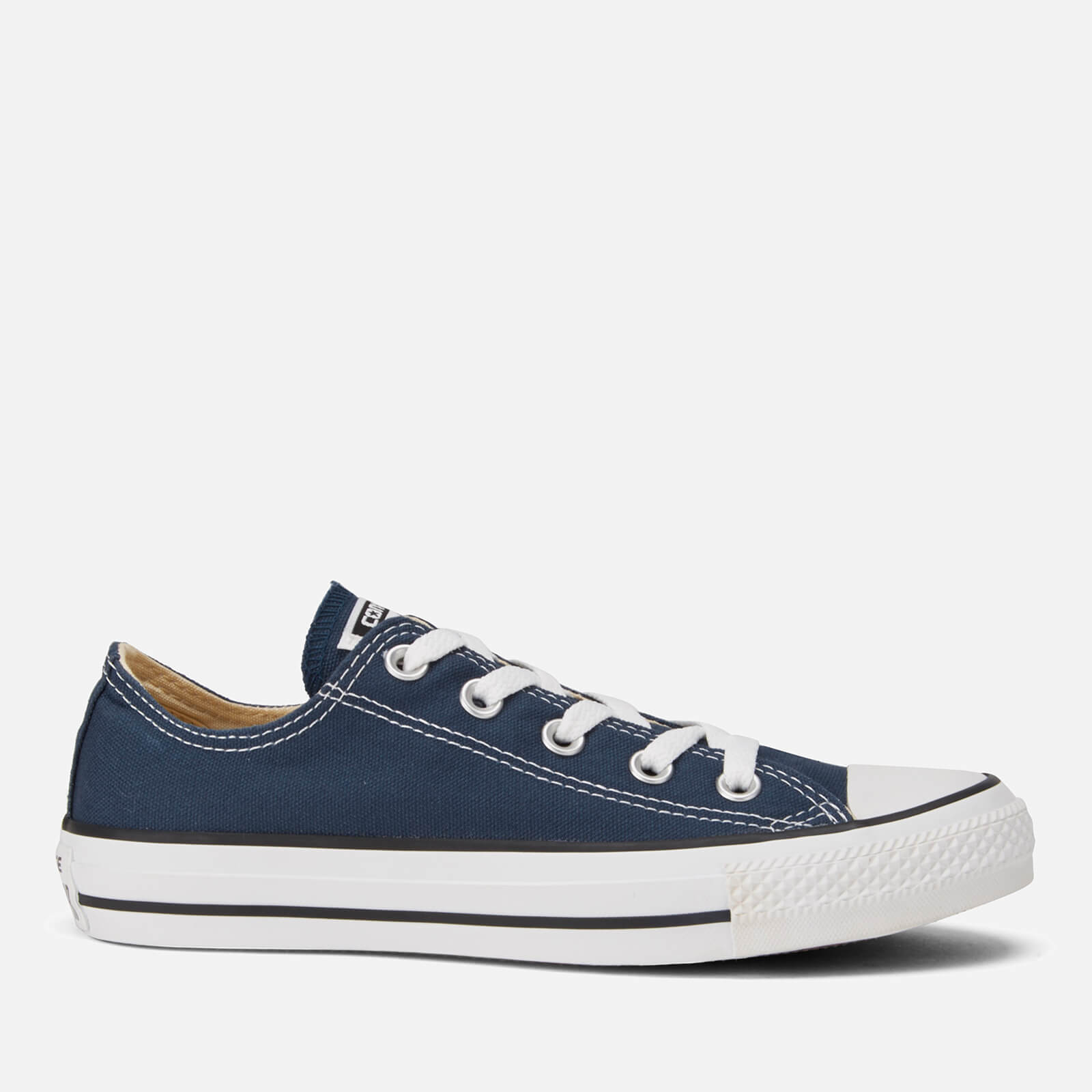 b92318f137fa Converse Chuck Taylor All Star Ox Canvas Trainers - Navy Mens ...
