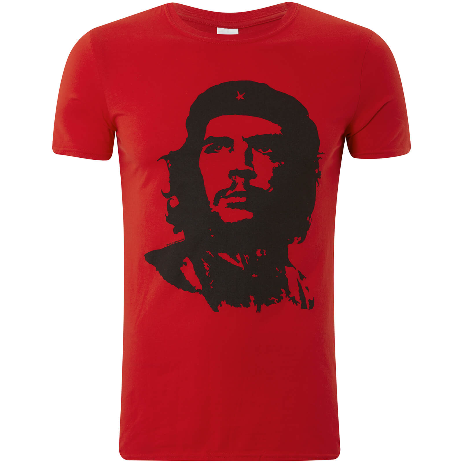 T-Shirt Homme Che Guevara - Rouge