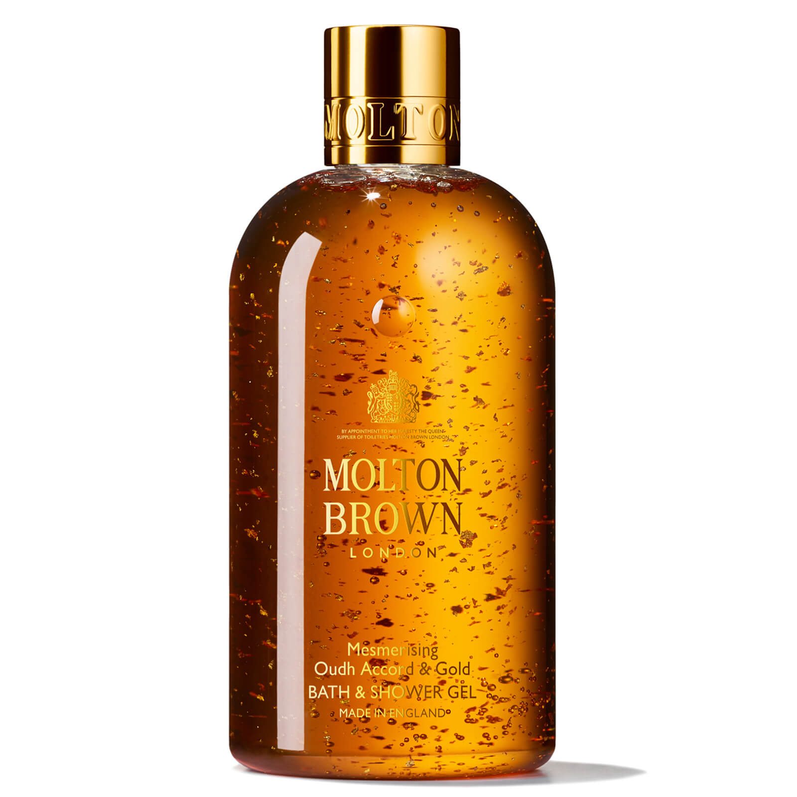 Molton Brown Oudh Accord and Gold Body Wash (300ml)