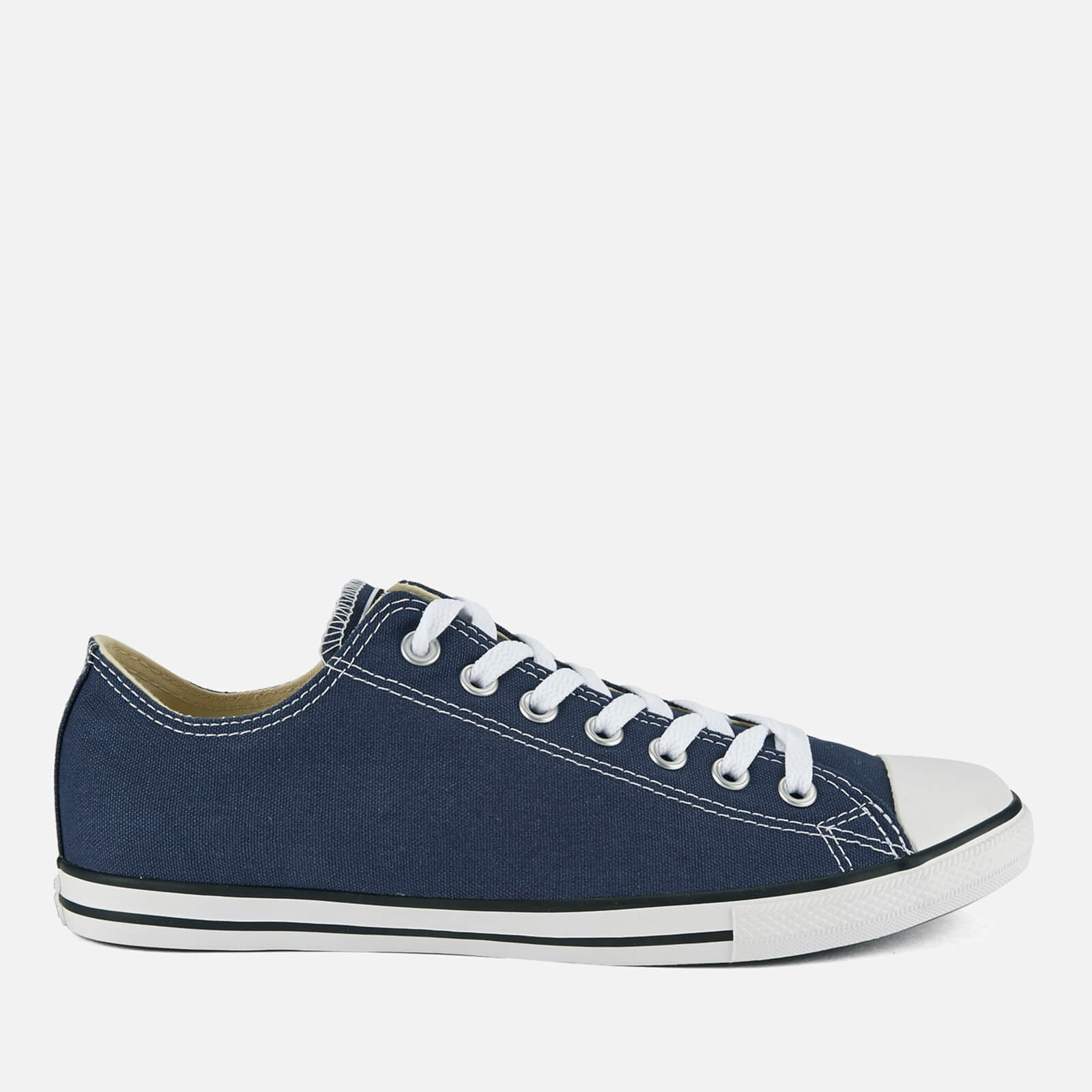 7a09a12cbcb0 Converse Men s Chuck Taylor All Star Lean OX Trainers - Navy - Free UK  Delivery over £50
