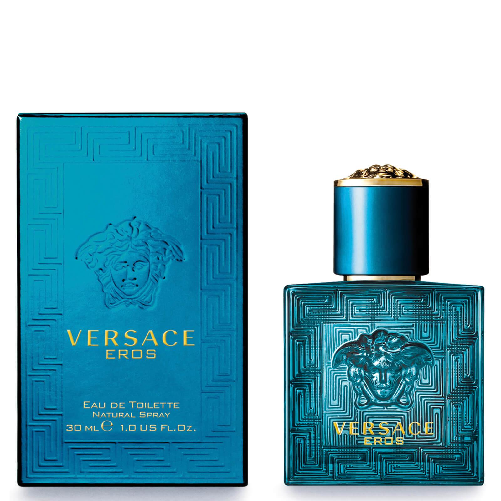Versace Eros For Men Eau De Toilette 30ml Free Shipping
