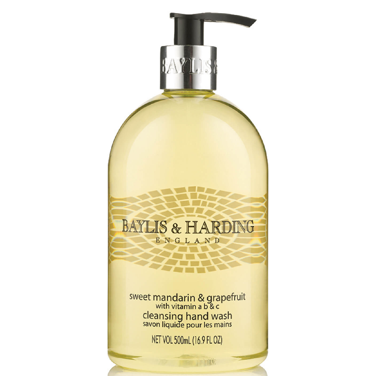 Baylis & Harding Mosaic Sweet Mandarin and Grapefruit Hand Wash (500ml)