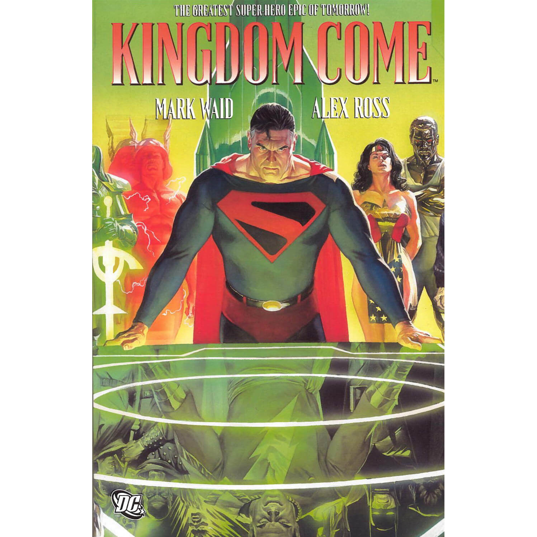 Kingdom Come: New Paperback Graphic Novel. Description